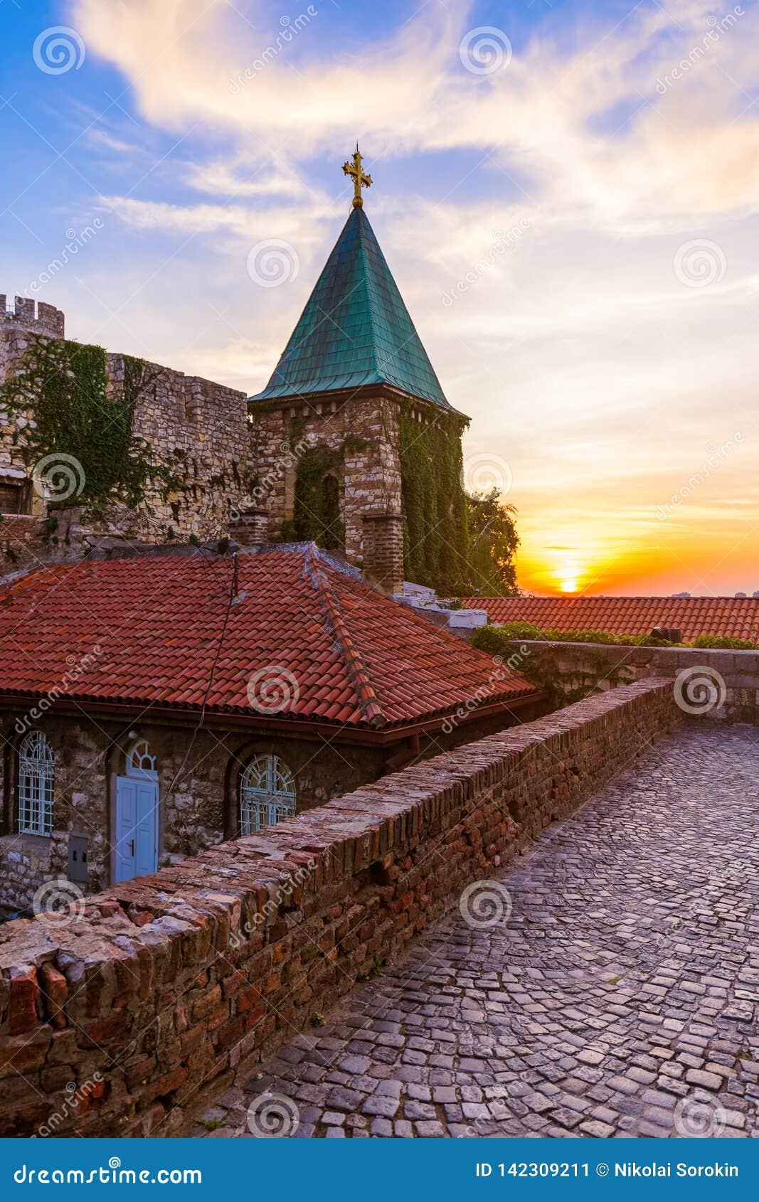 Kalemegdanvesting Beograd - Servië