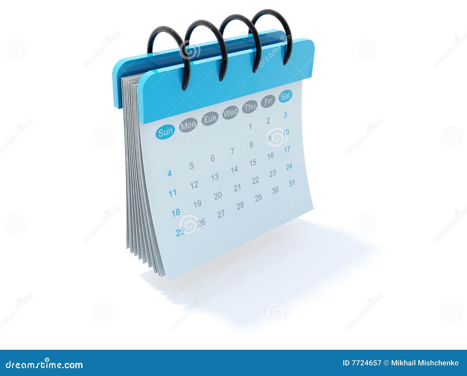 Kalendarzowa ikona