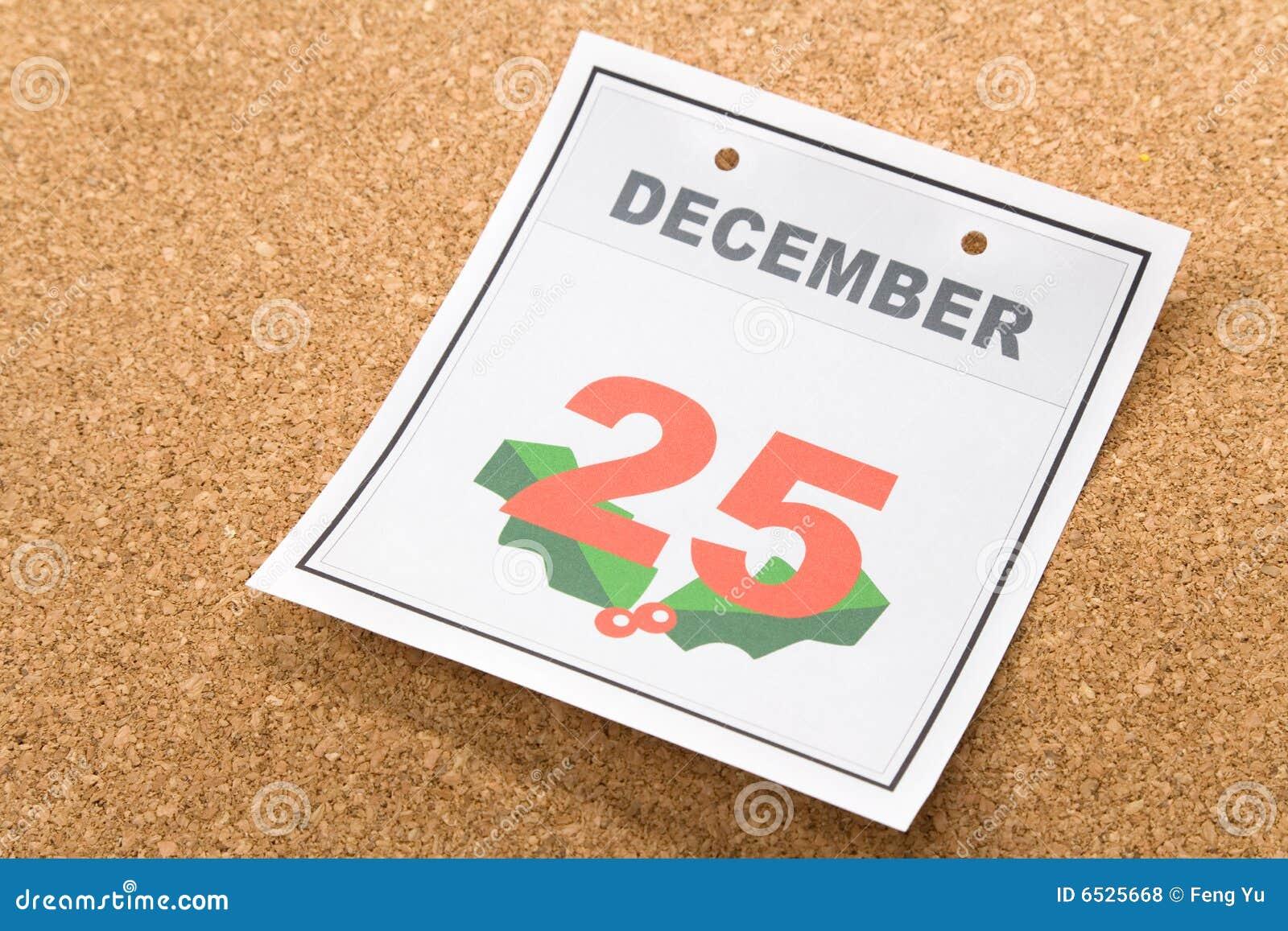 Kalendarzowy święto bożęgo narodzenia