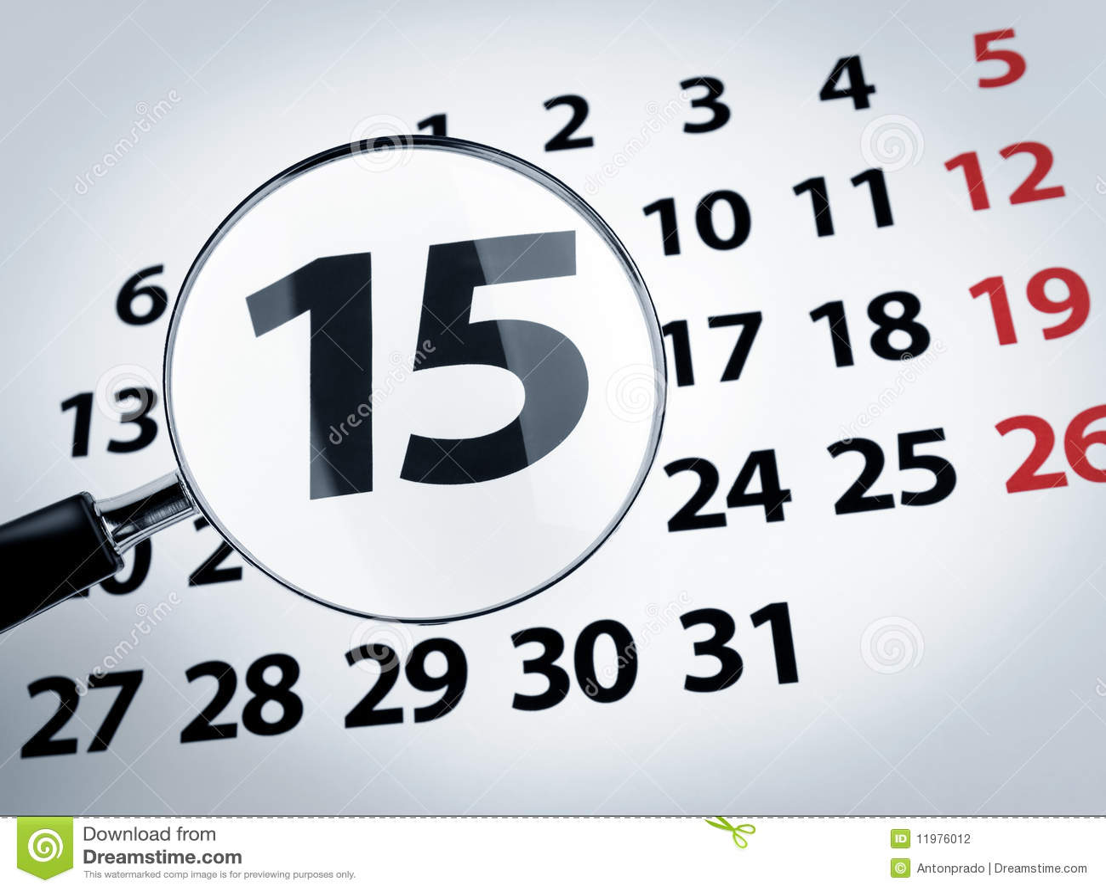 Kalendarzowy target1294_0_ szkła