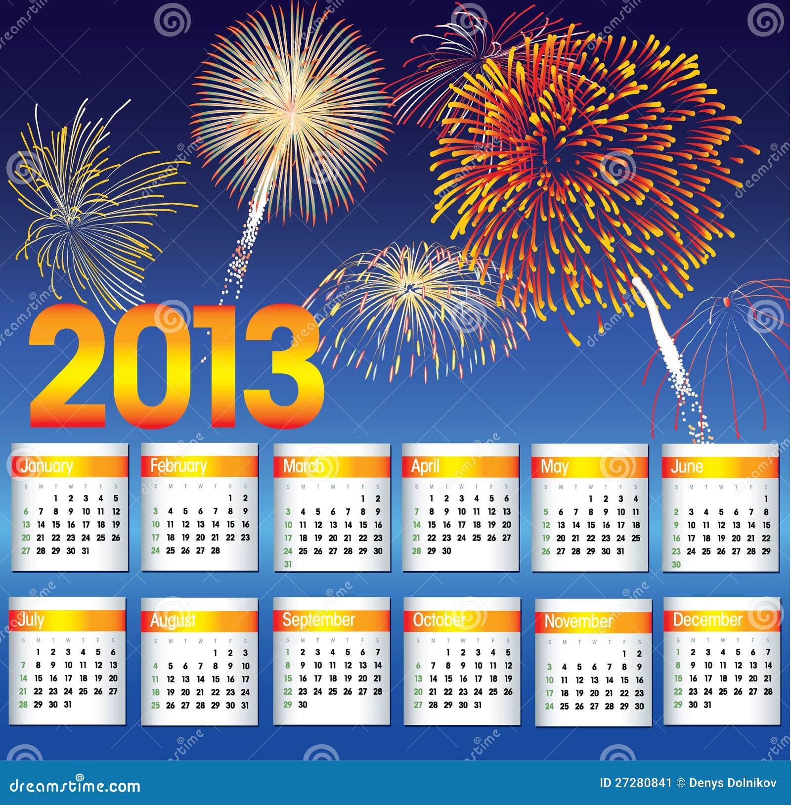 Kalender av 2013