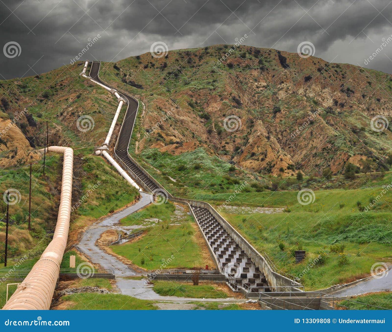 Kalifornien Aqudukt Lizenzfreie Stockfotos Bild 13309808