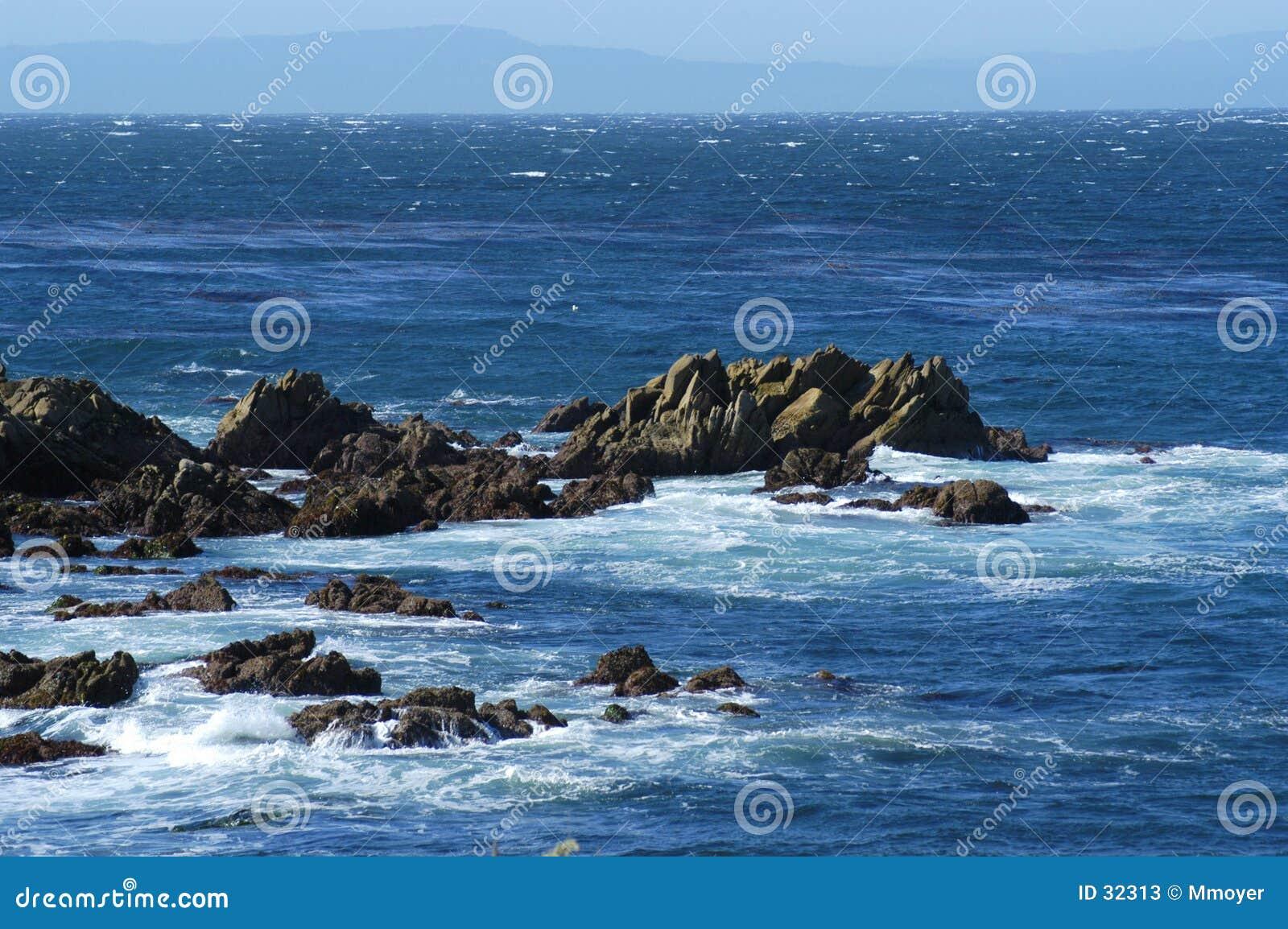 Kalifornien-Küste