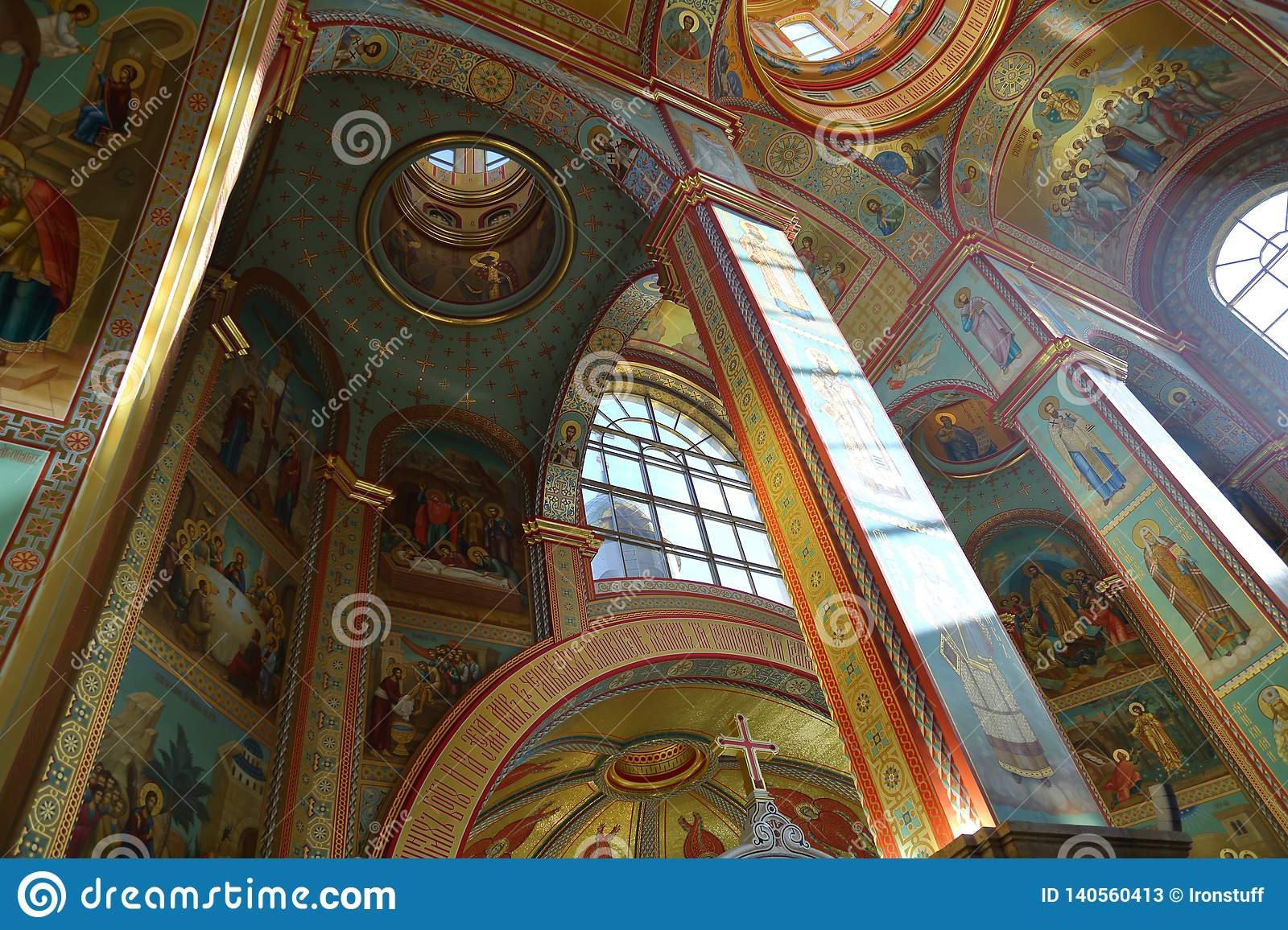 Cathedral Of Christ The Savior Kaliningrad Russia