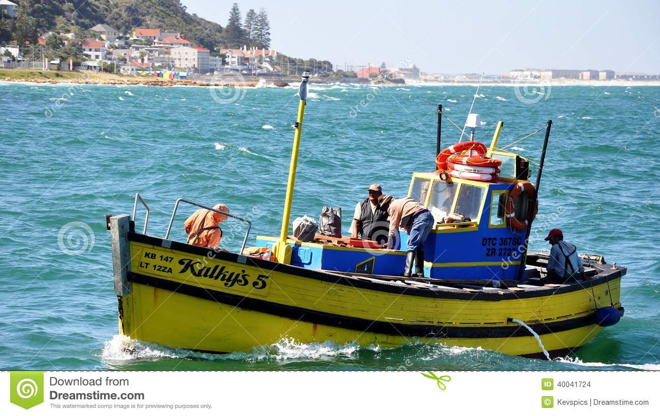Kalk bay harbor cape town south africa editorial stock for Commercial fishing nets for sale