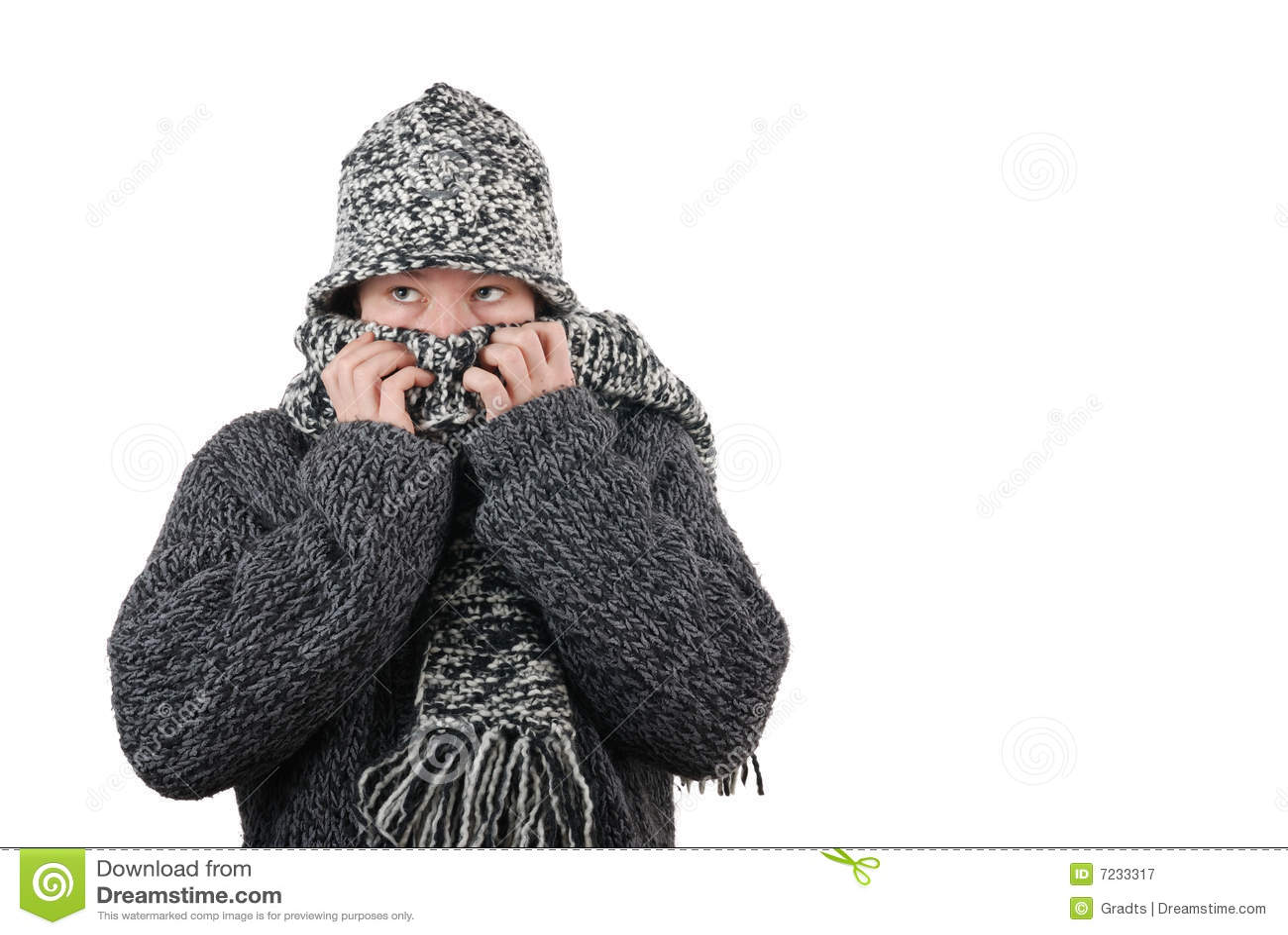 Kall vinter