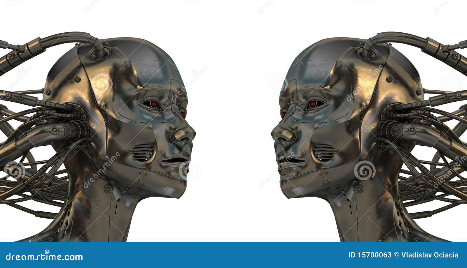 Kalla cyborgrobotar