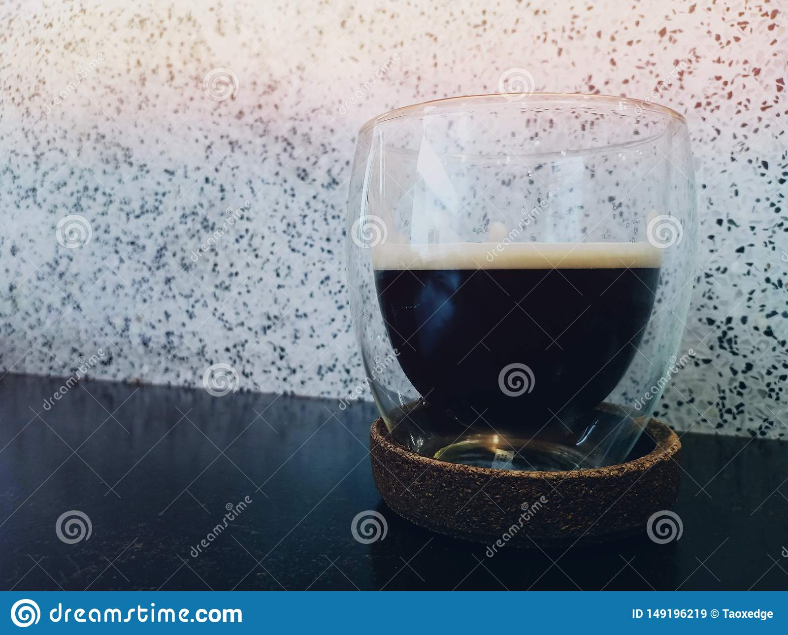 Kallt brygdkaffe