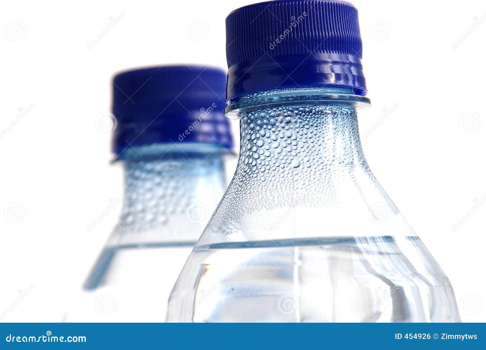 Kallt isvatten