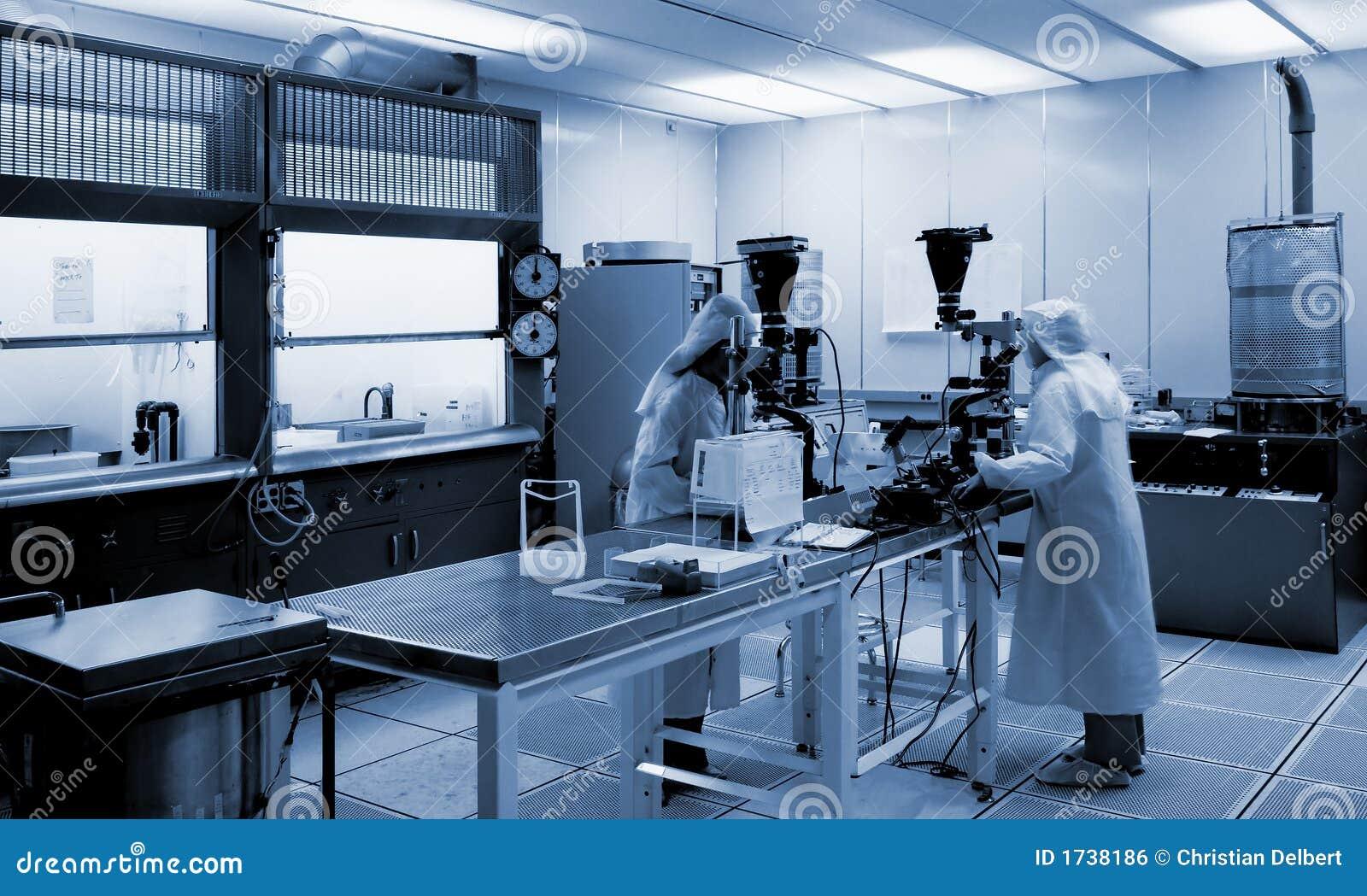 Kallt laboratorium