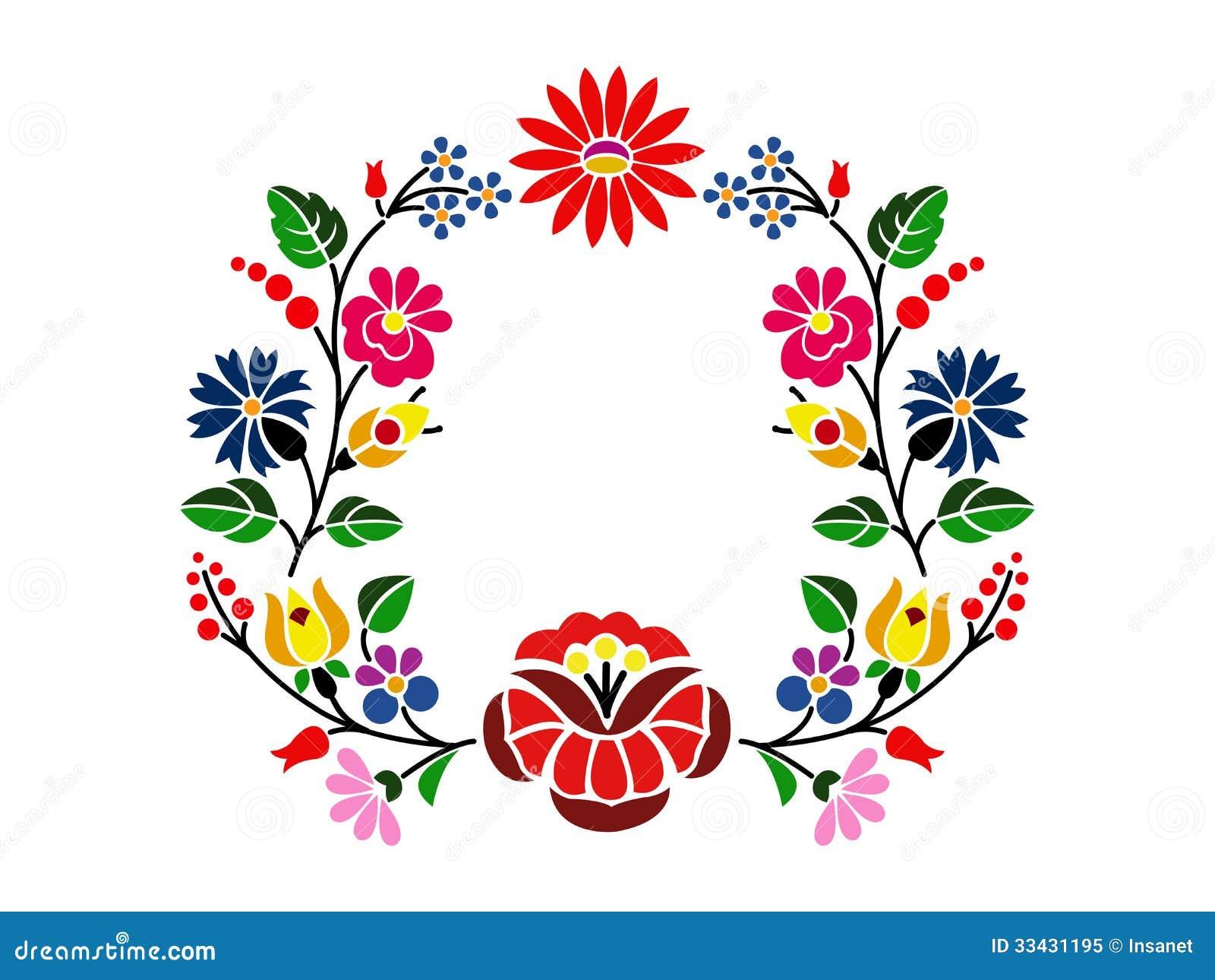 Mexican Bird Embroidery Designs