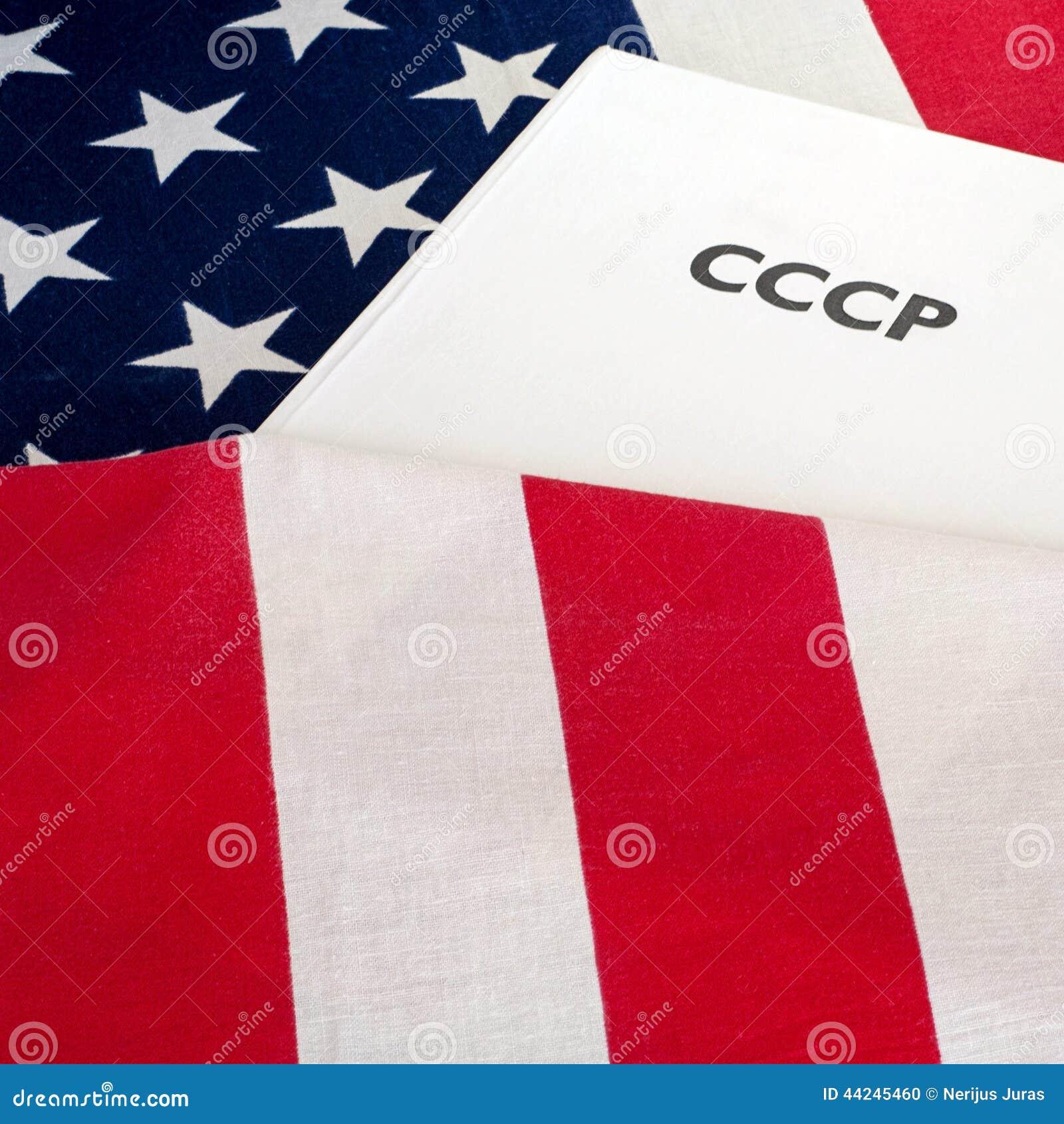 Kalter Krieg USA und UDSSR stockfoto. Bild von ruhm, demokratie ...