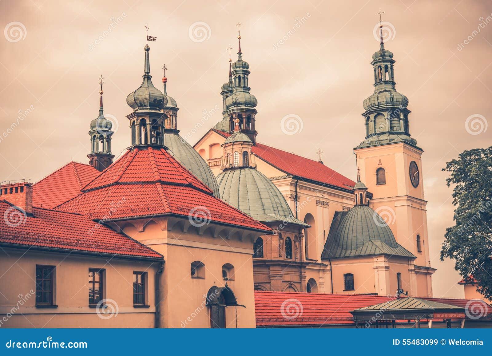 Kalwaria Zebrzydowska kloster