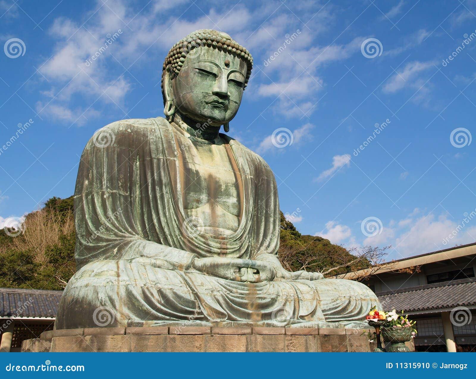 Kamakura, große Buddha-Statue