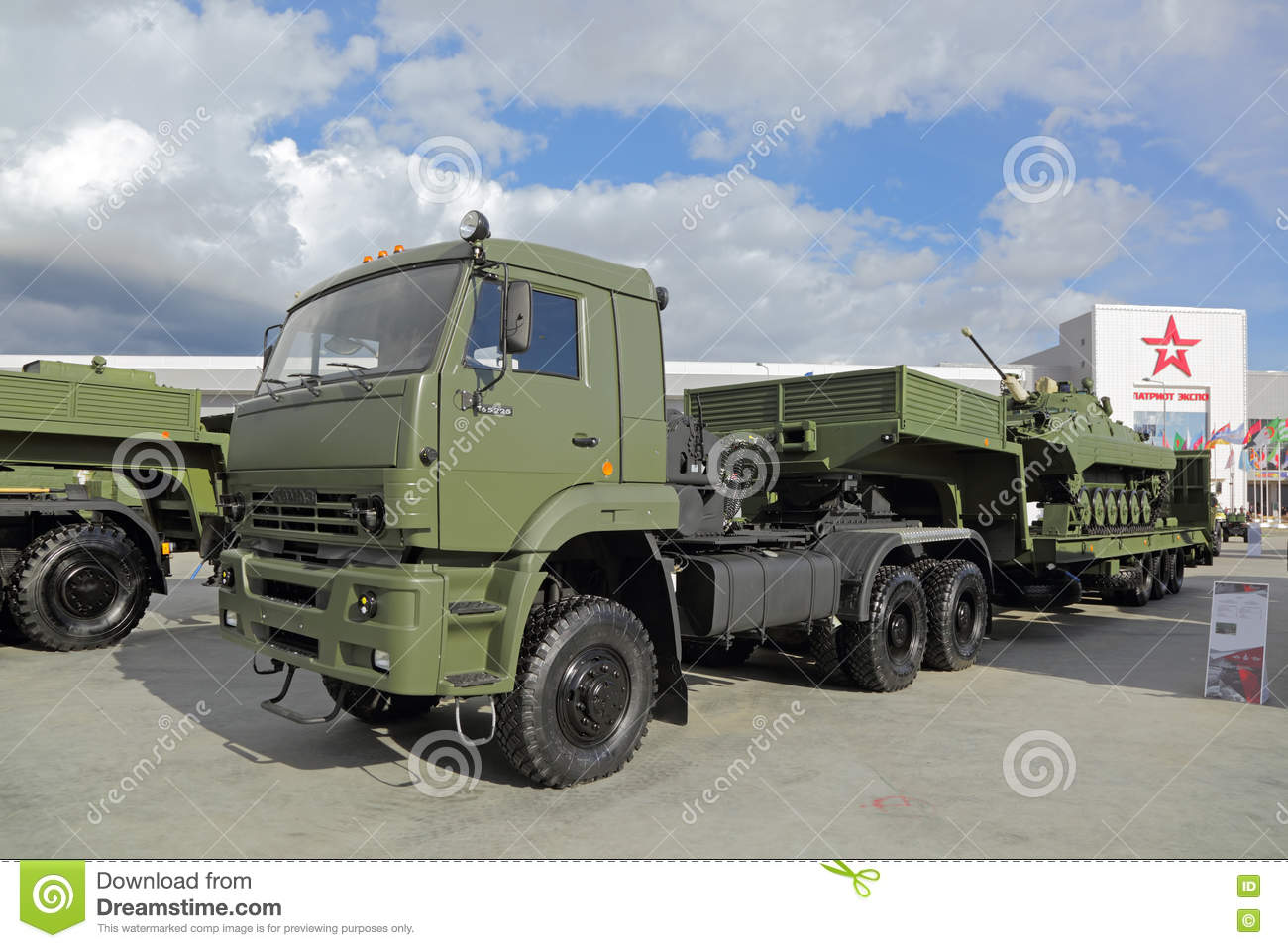 How to collect KAMAZ 12