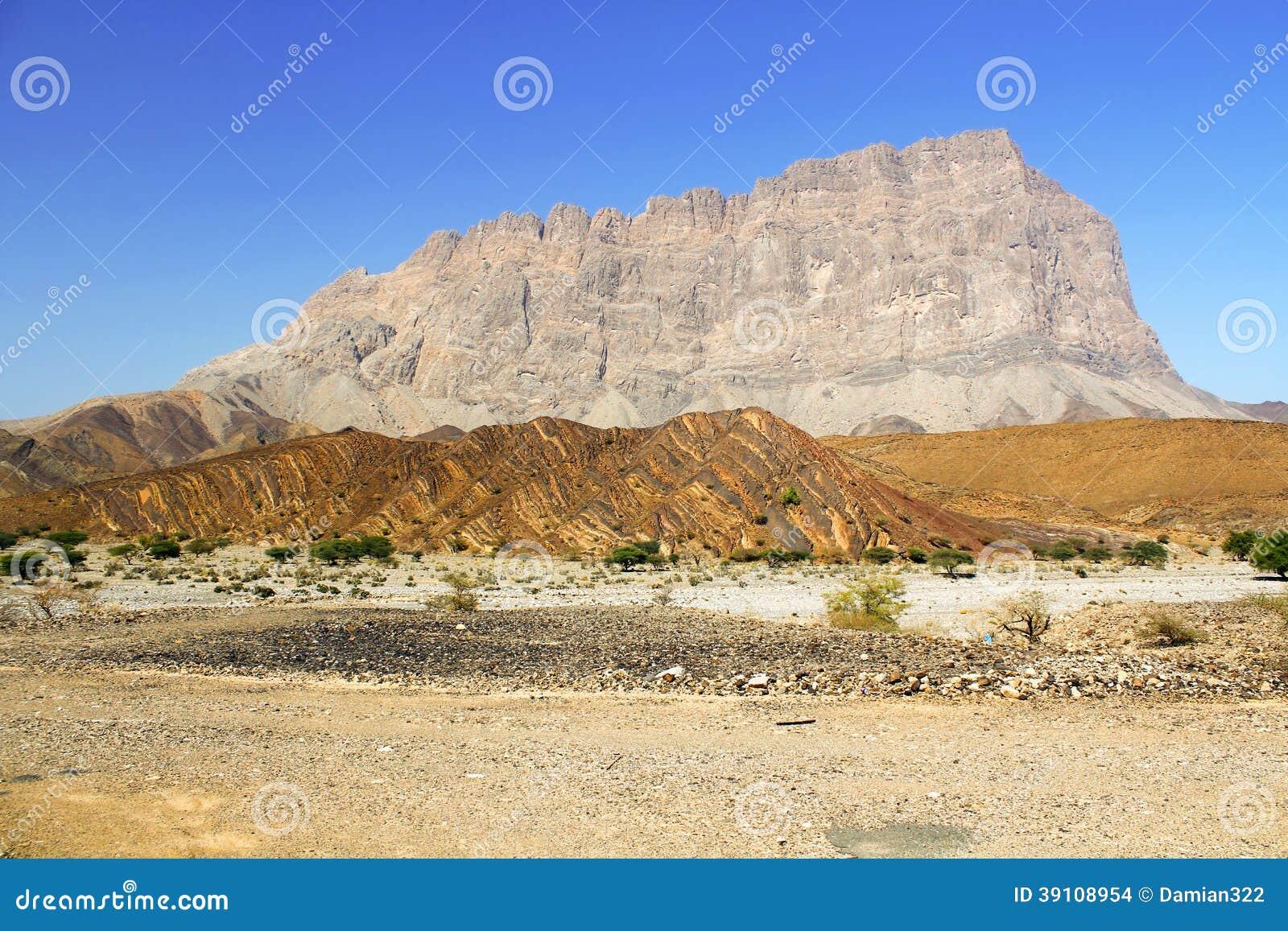 Kamberg in Oman