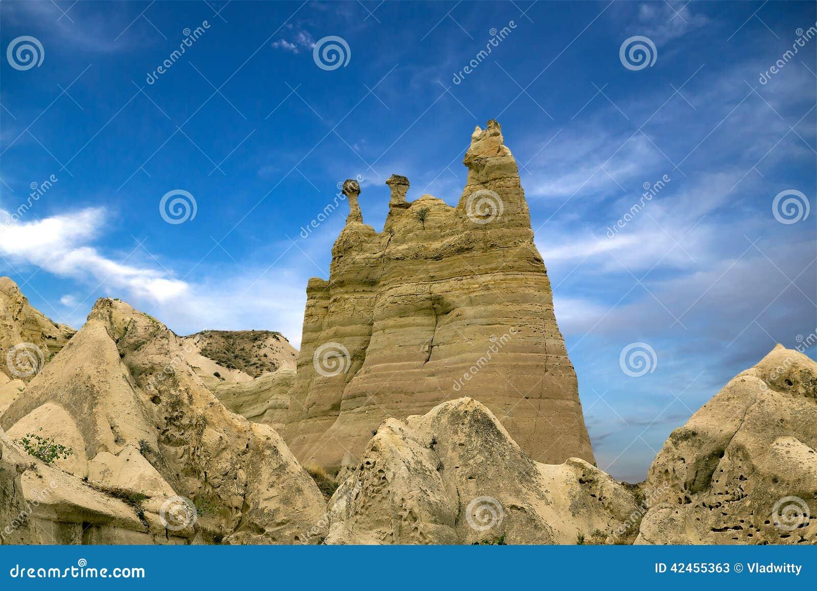 Kamelfelsen in Goreme, Cappadocia