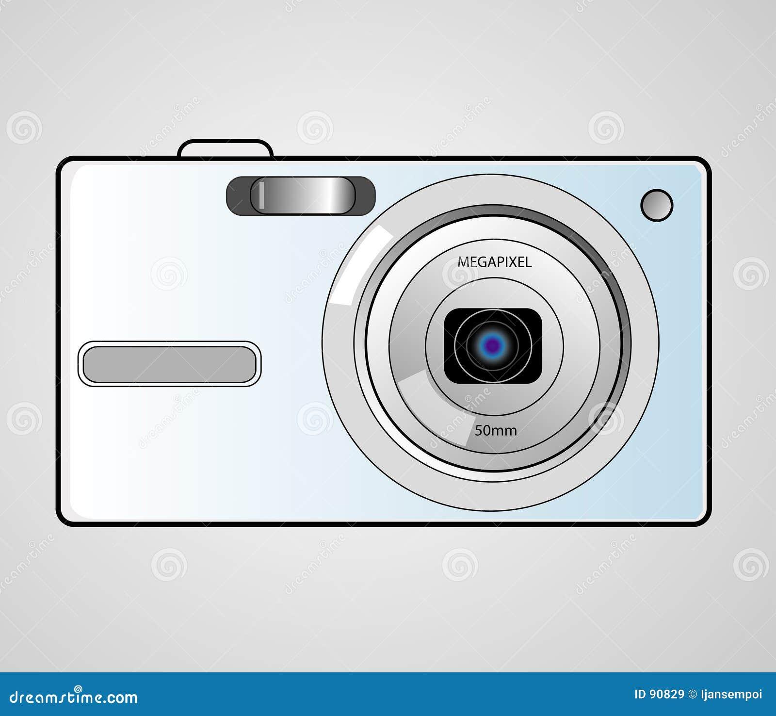 Kamera cyfrowa układ