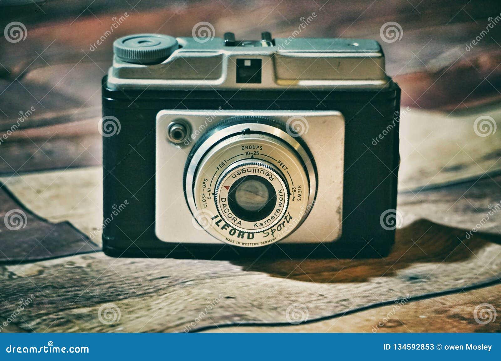 Kamera der Weinlese-35mm SLR