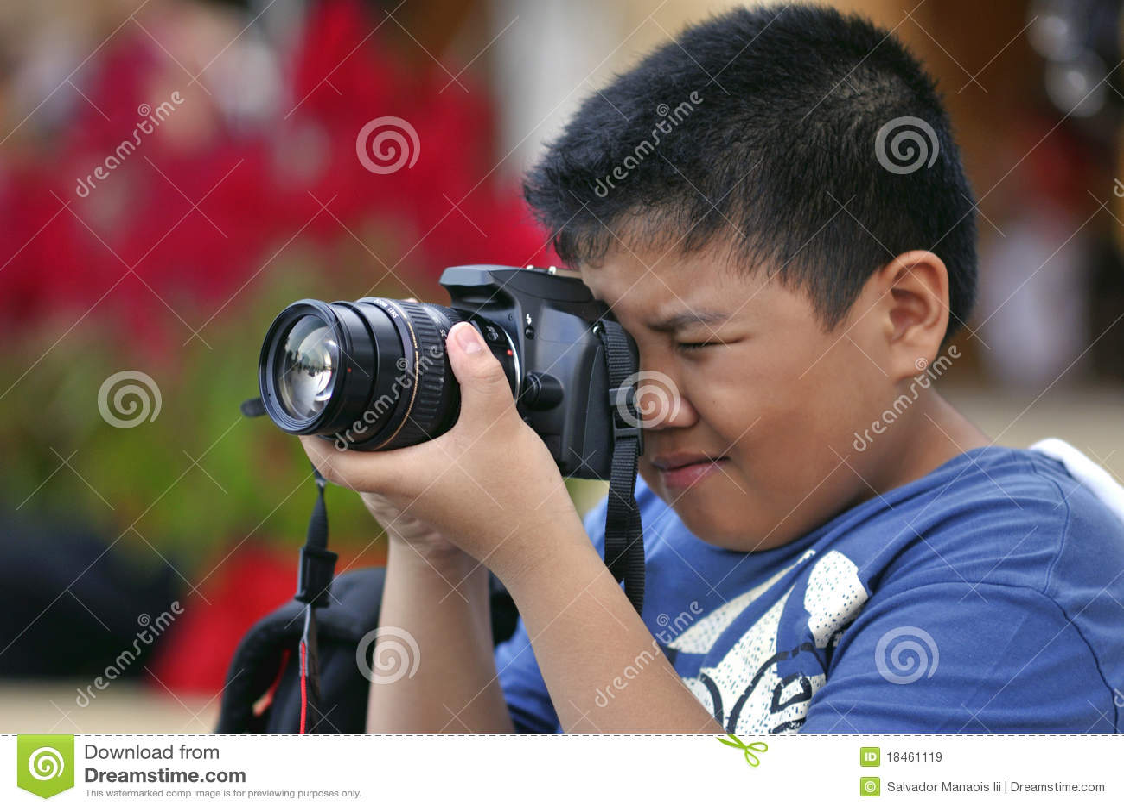 Kamera dzieciak