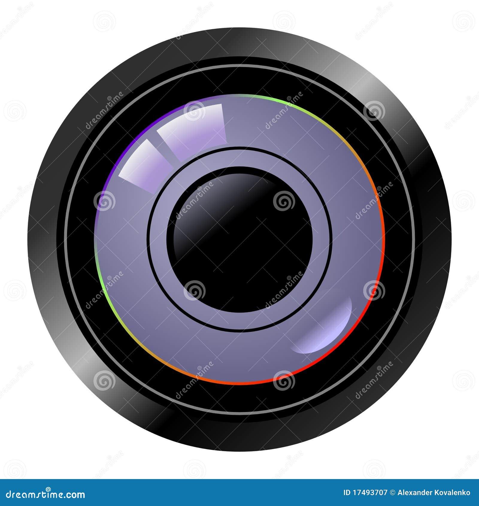 Kamera obiektyw