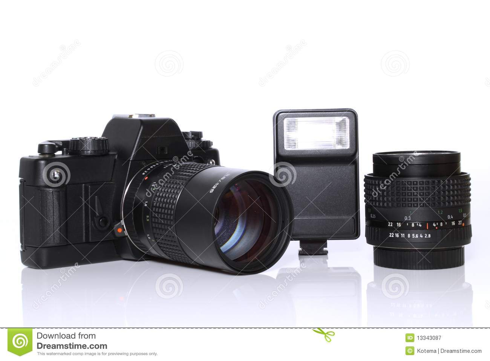 Kamera stara