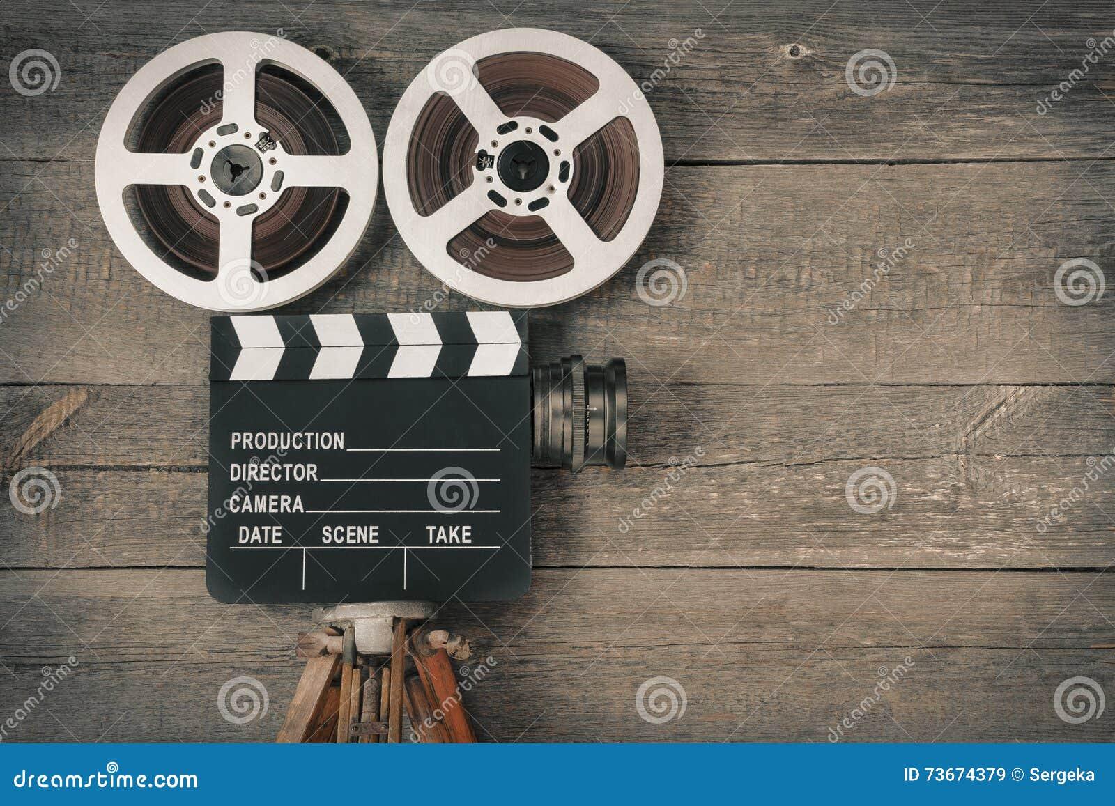 Kamera stary film