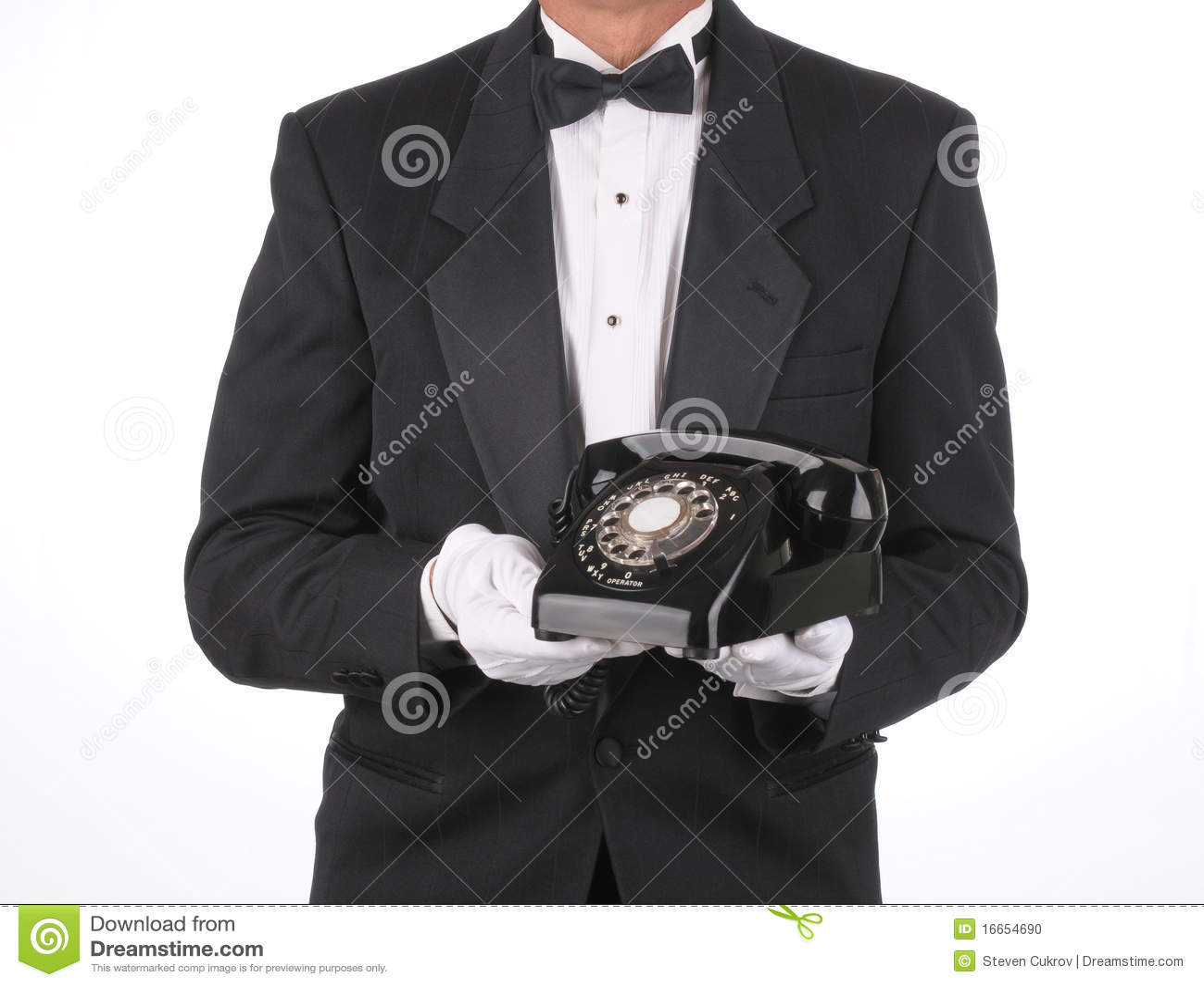 Kamerdynerski telefon