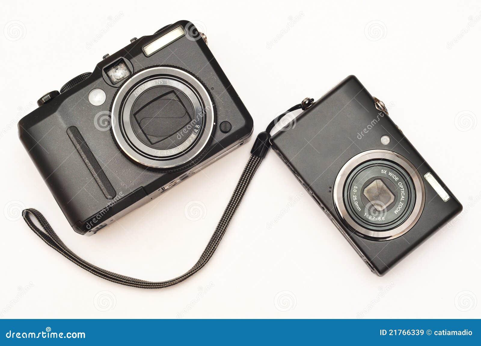 Kamery cyfrowy ścisły