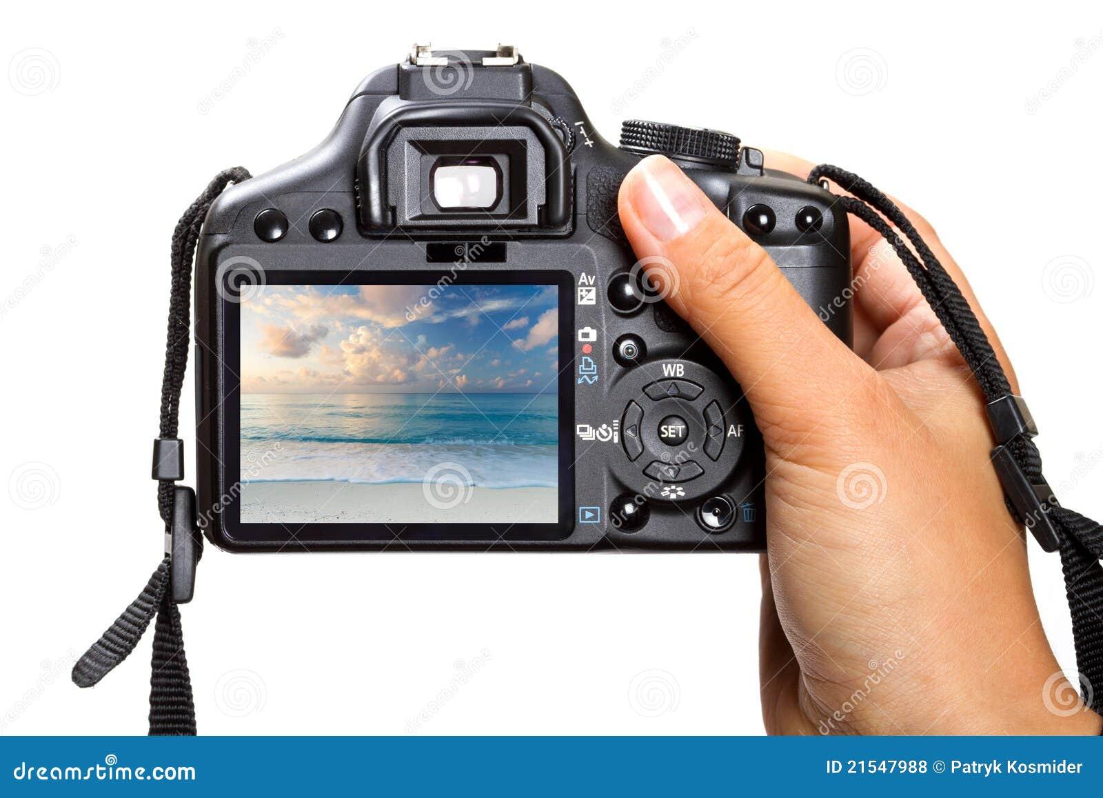 Kamery dslr mienie