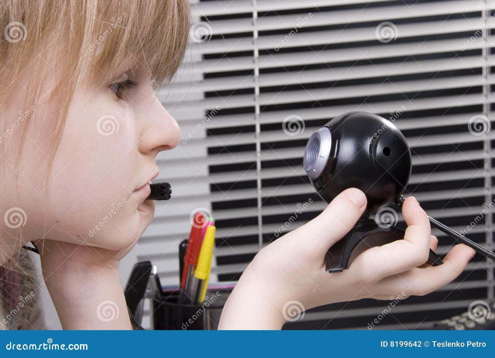 Kamery dziewczyny sieć