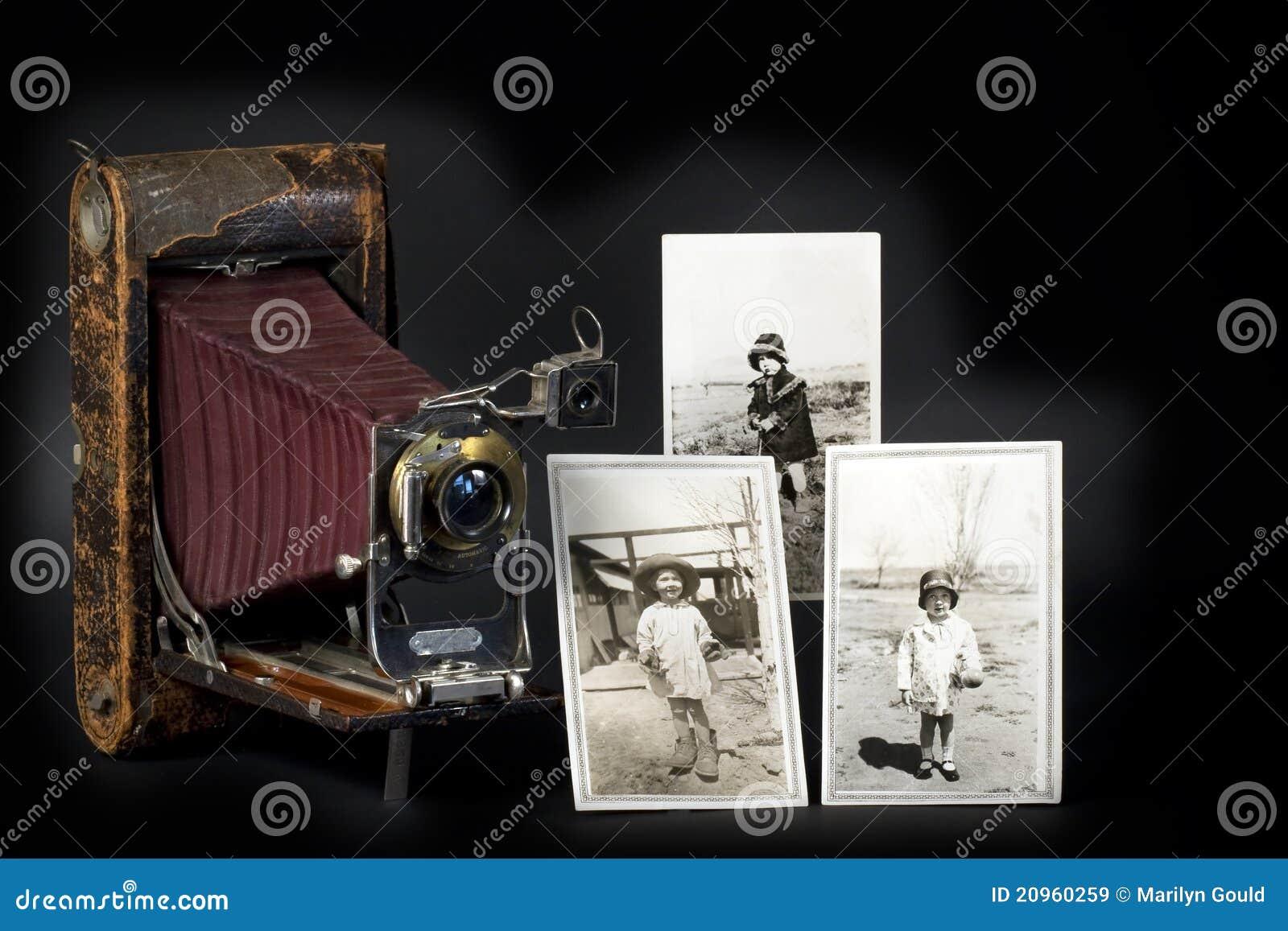Kamery fotografii rocznik