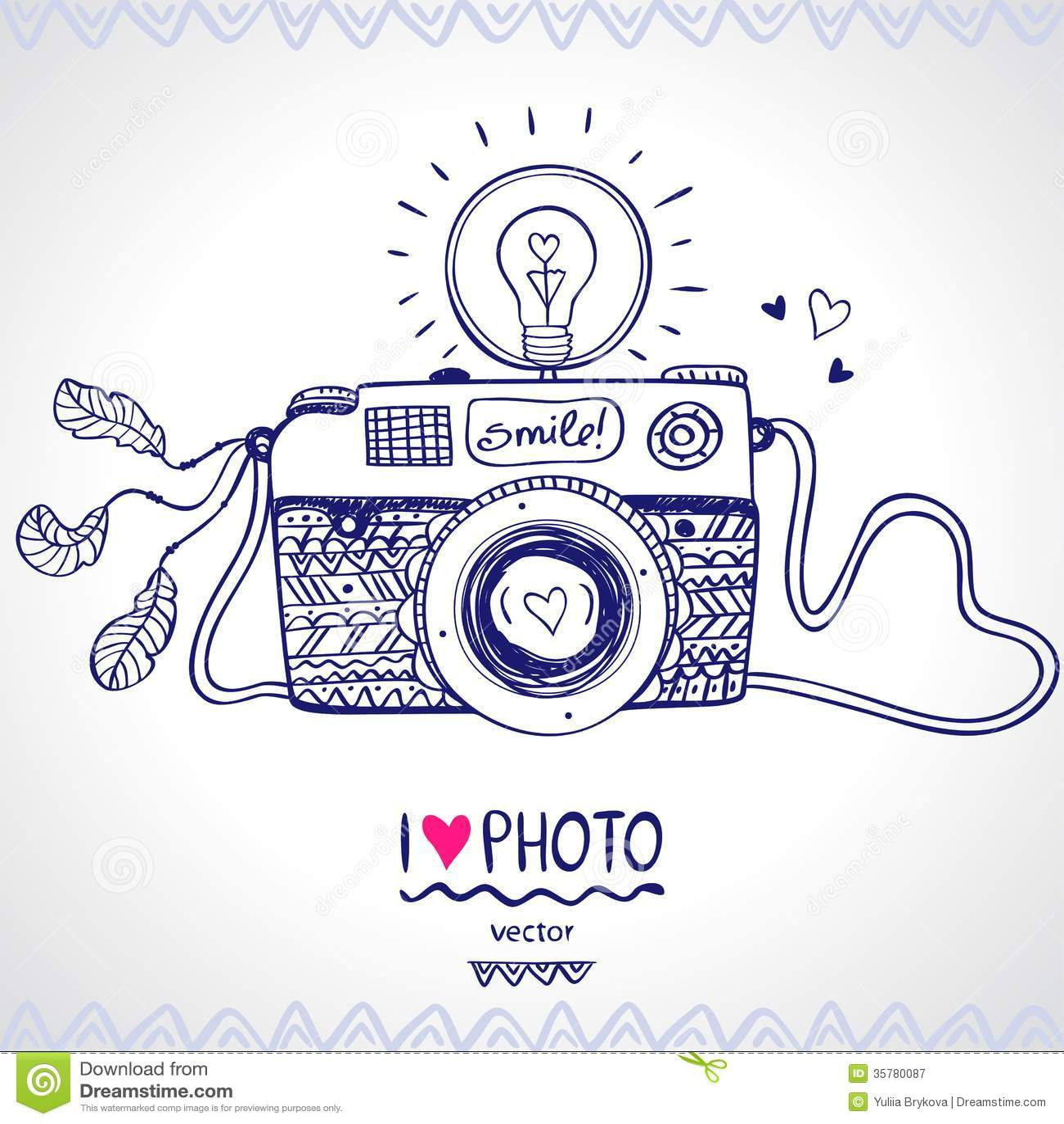 Kamery nakreślenie