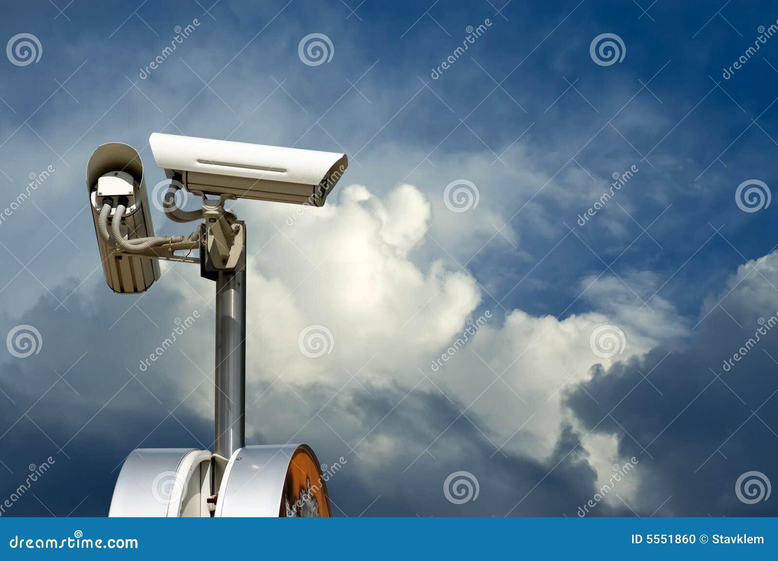 Kamery ochrony