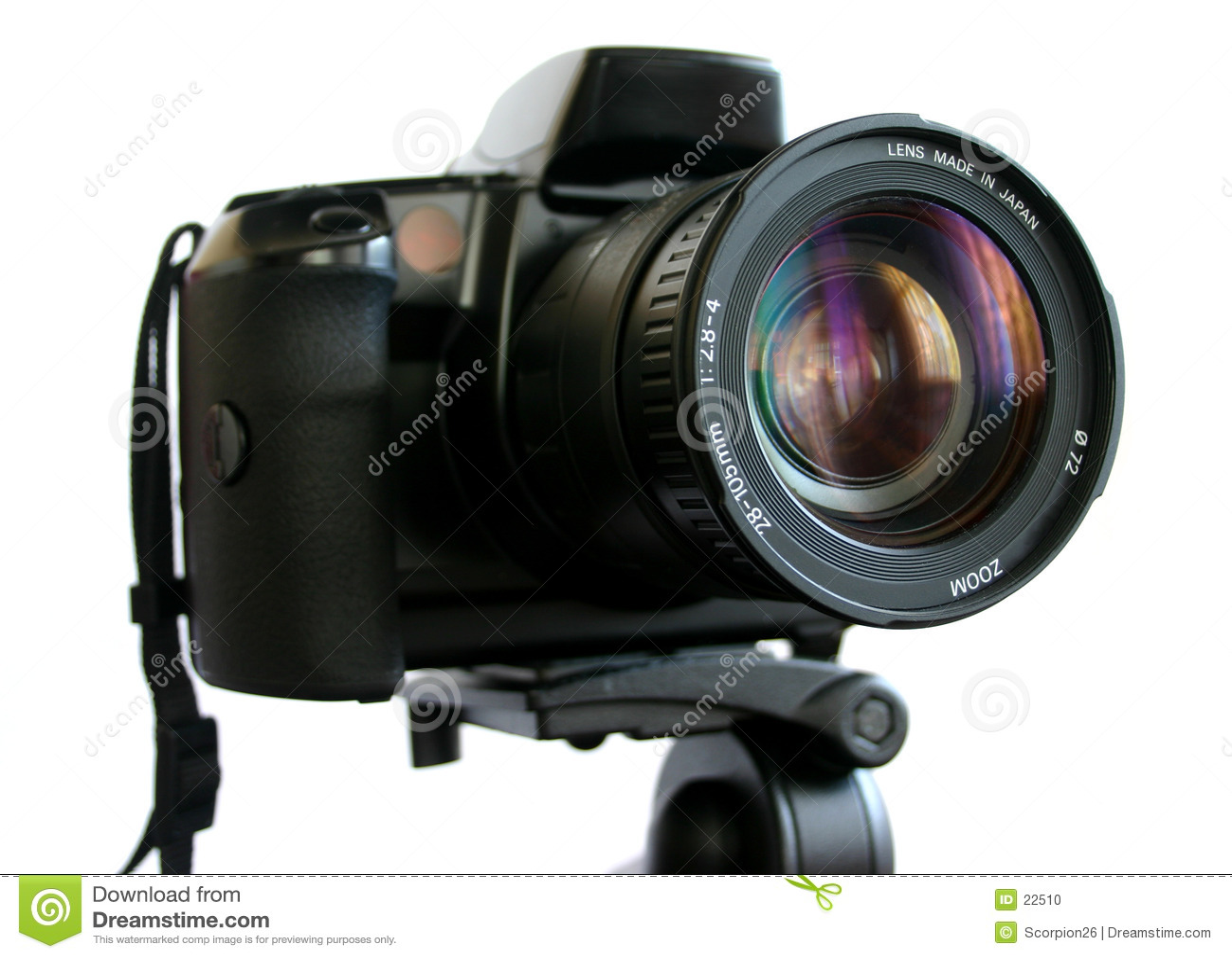 Kamery slr statyw