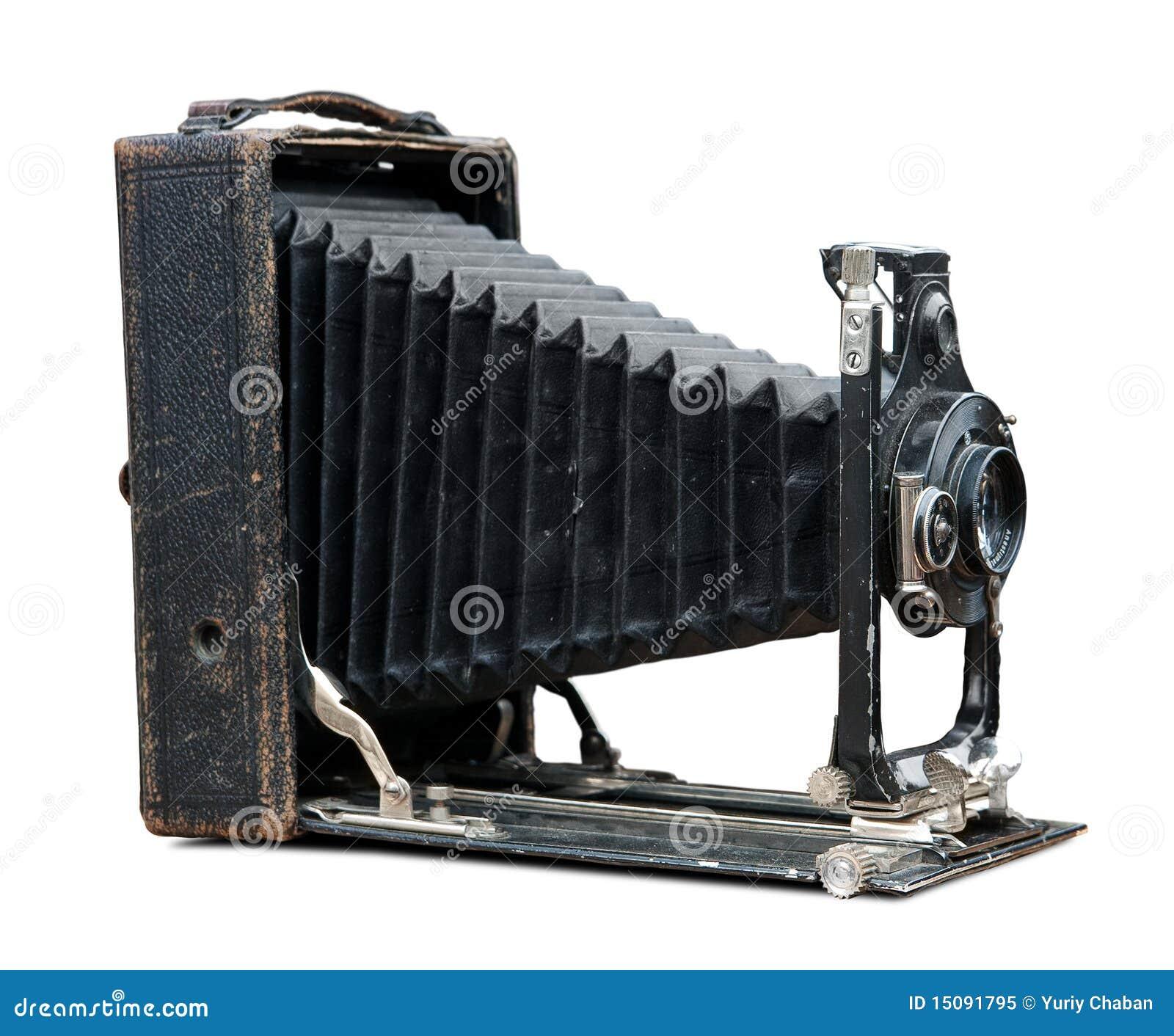 Kamery stary ekranowy