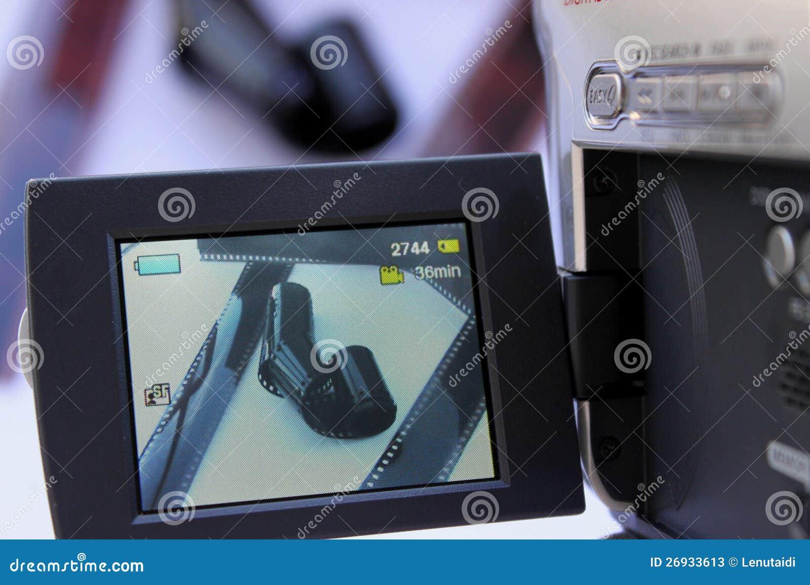 Kamery viewfinder