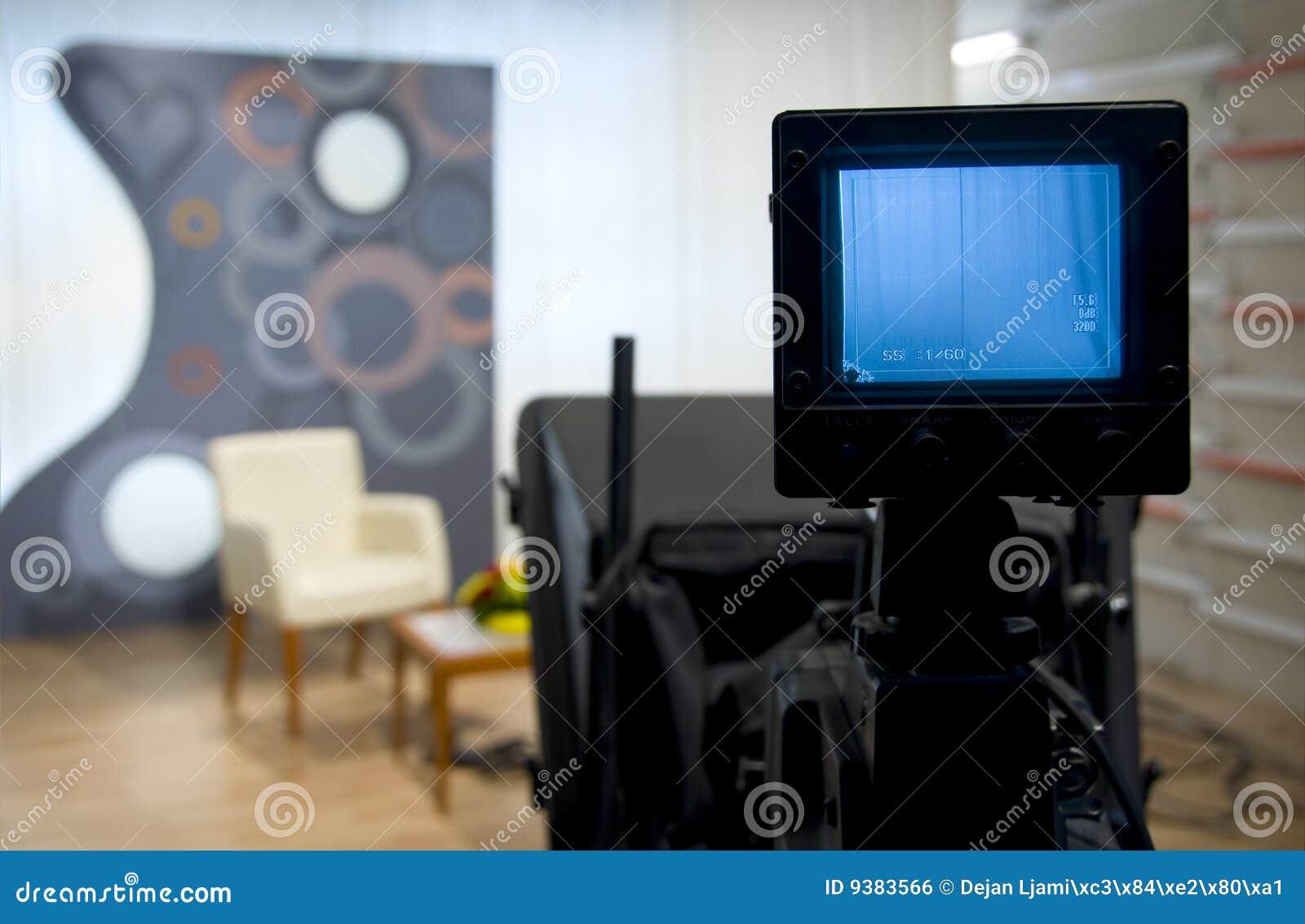 Kamery wideo viewfinder