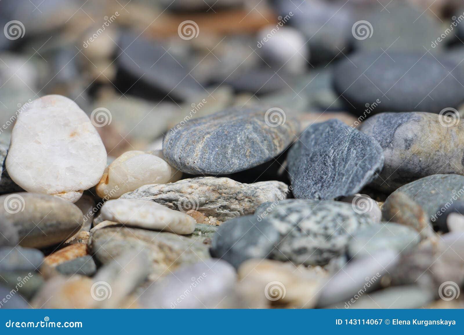 Kamień kopalin fotografia makro-