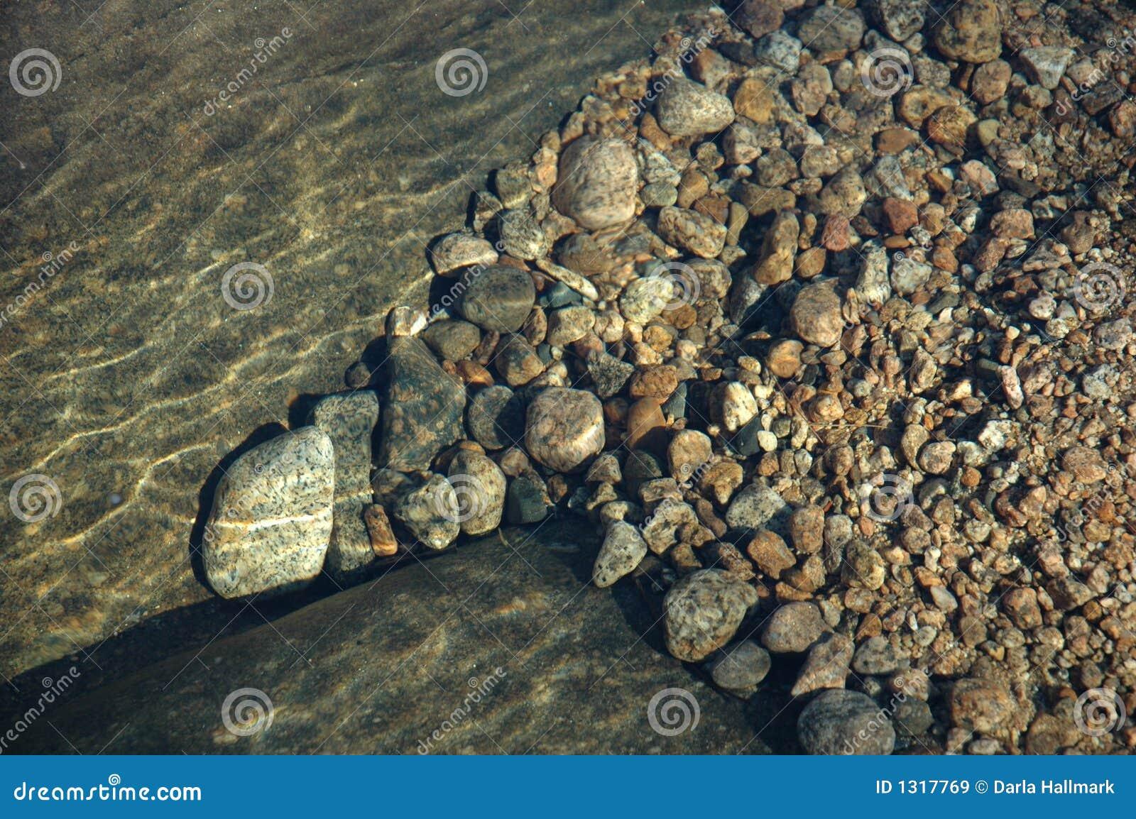 Kamień wody