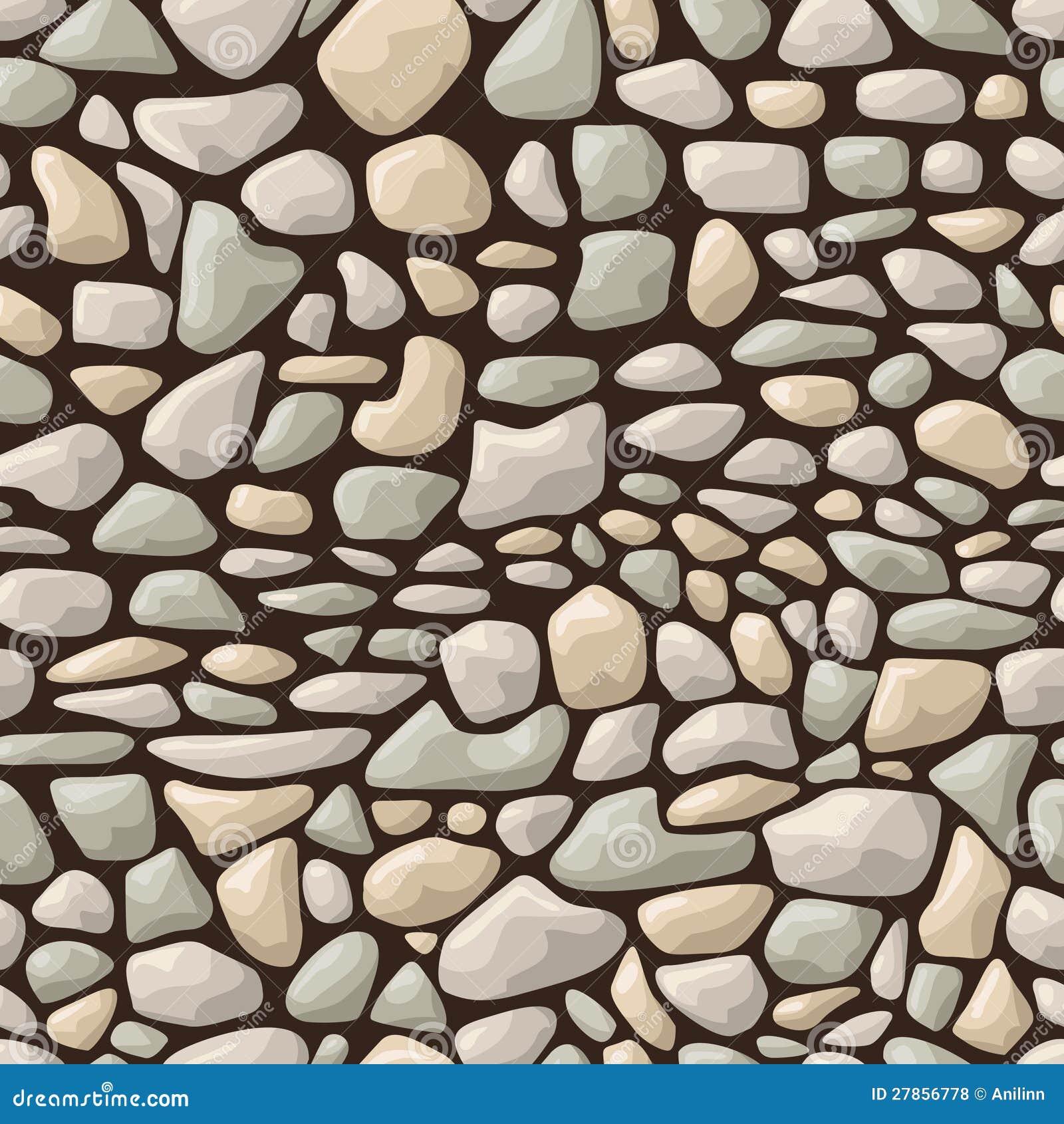 Kamienia bezszwowy wzór