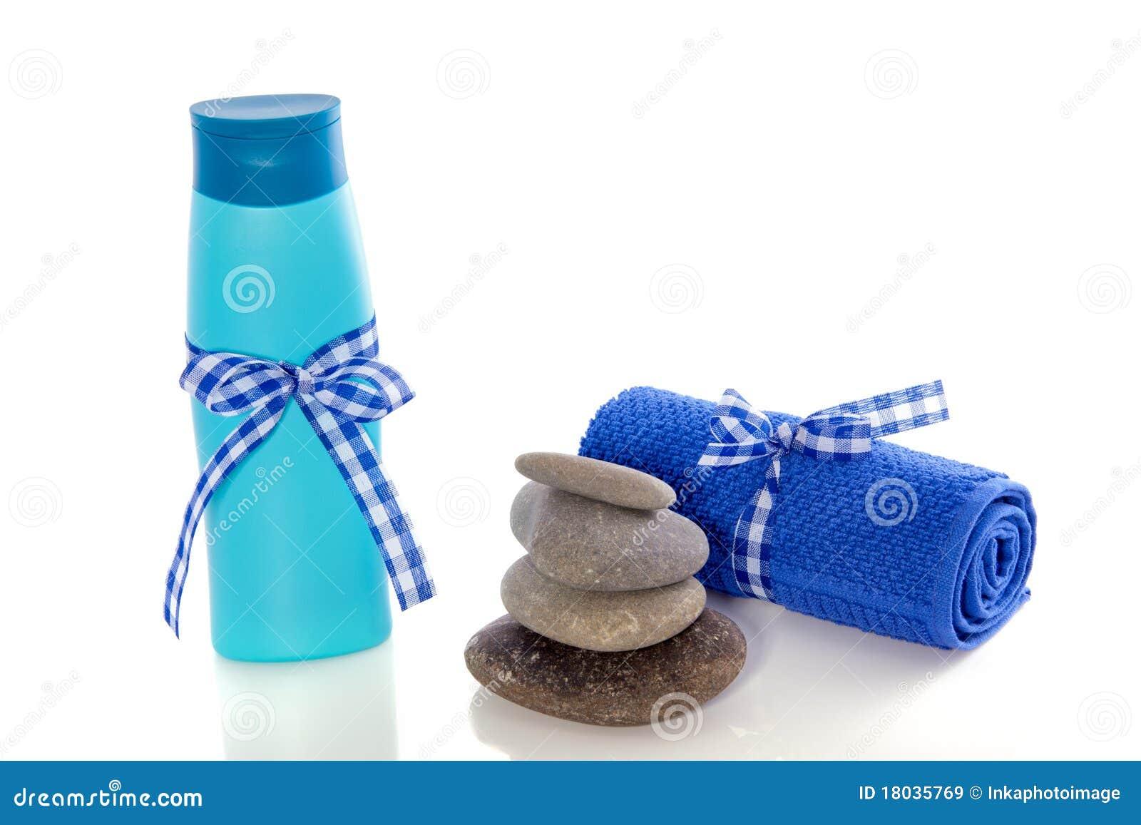 Kamienia gorący wellness