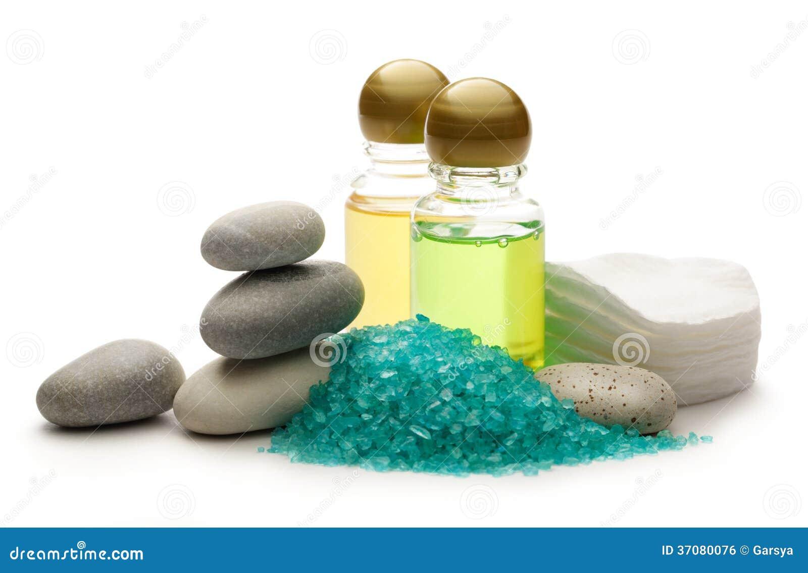 Download Kamienie, Morze Sól I Szampon, Zdjęcie Stock - Obraz złożonej z świeży, butelka: 37080076