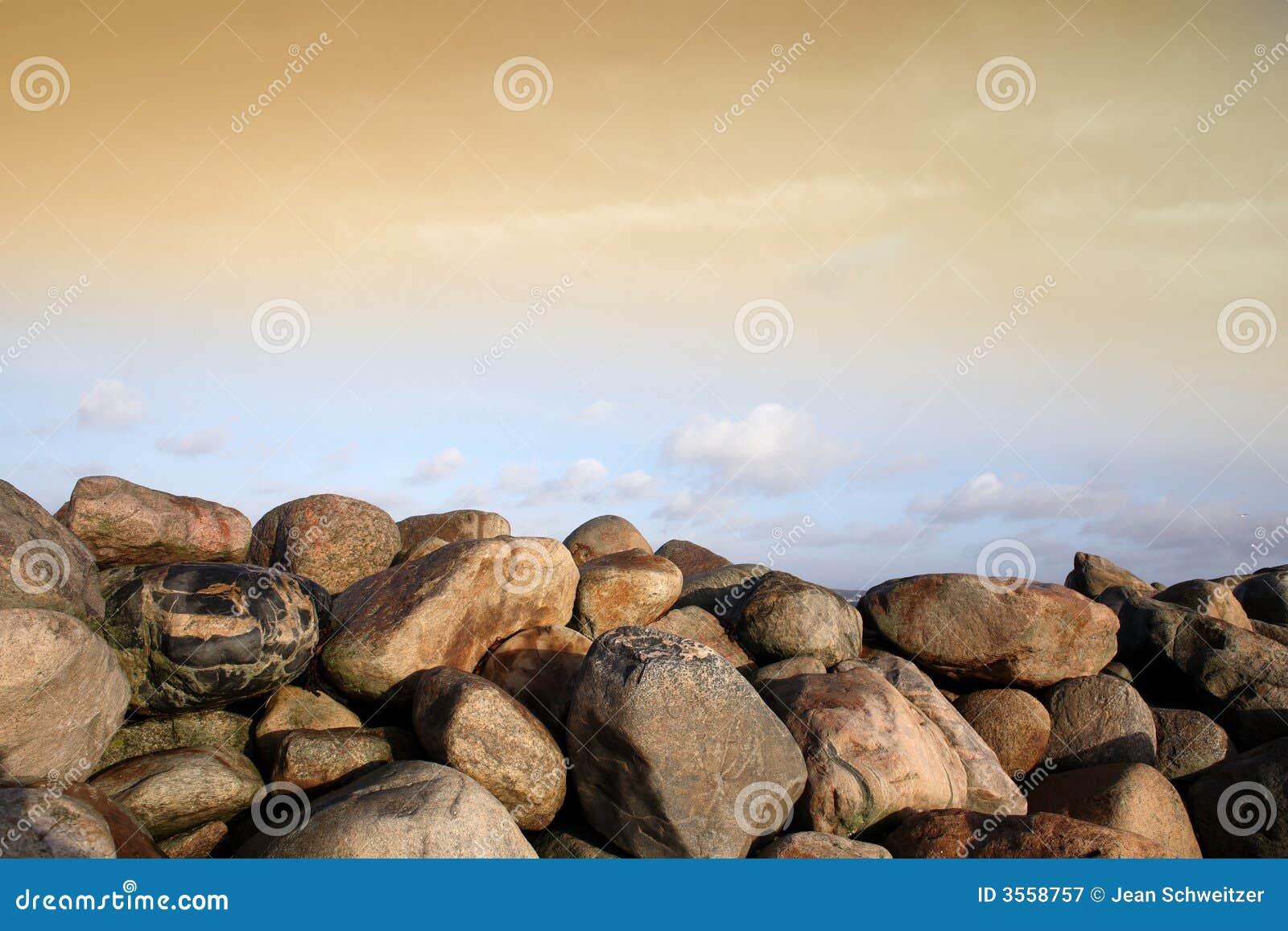 Kamienie oceanu