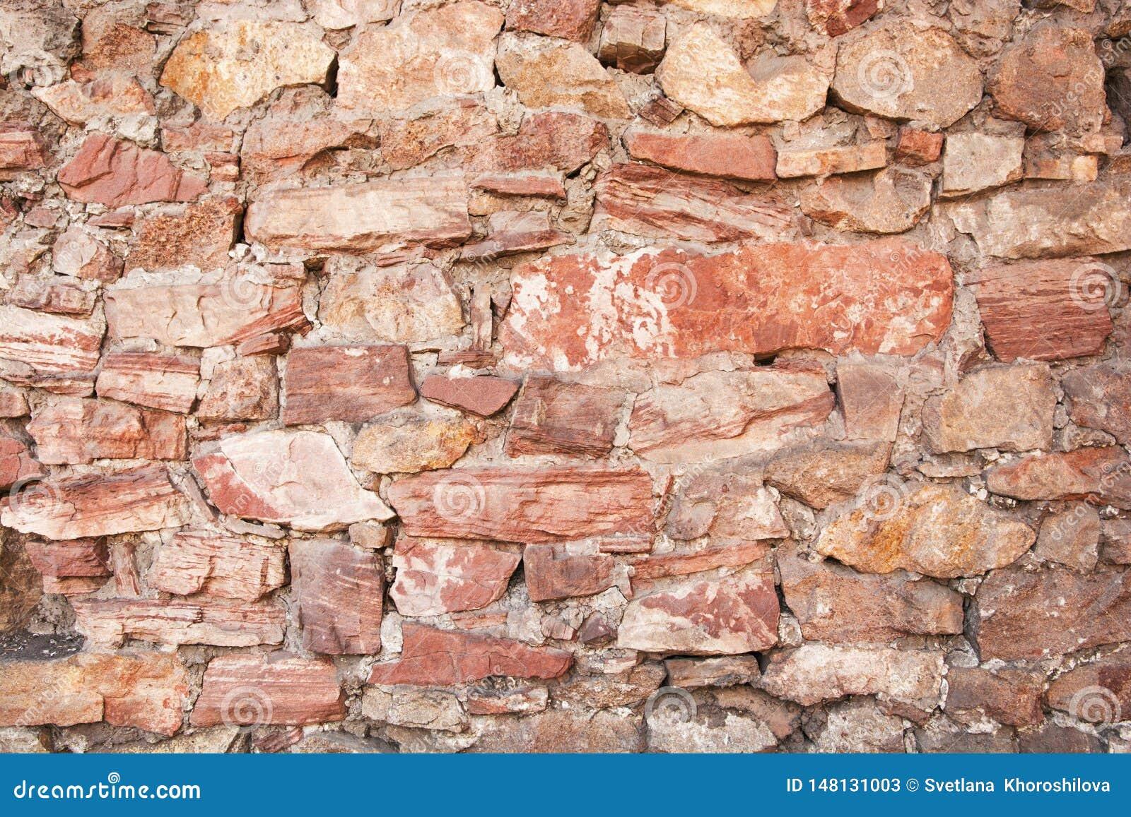 Kamiennego koloru naturalna tekstura background_6810