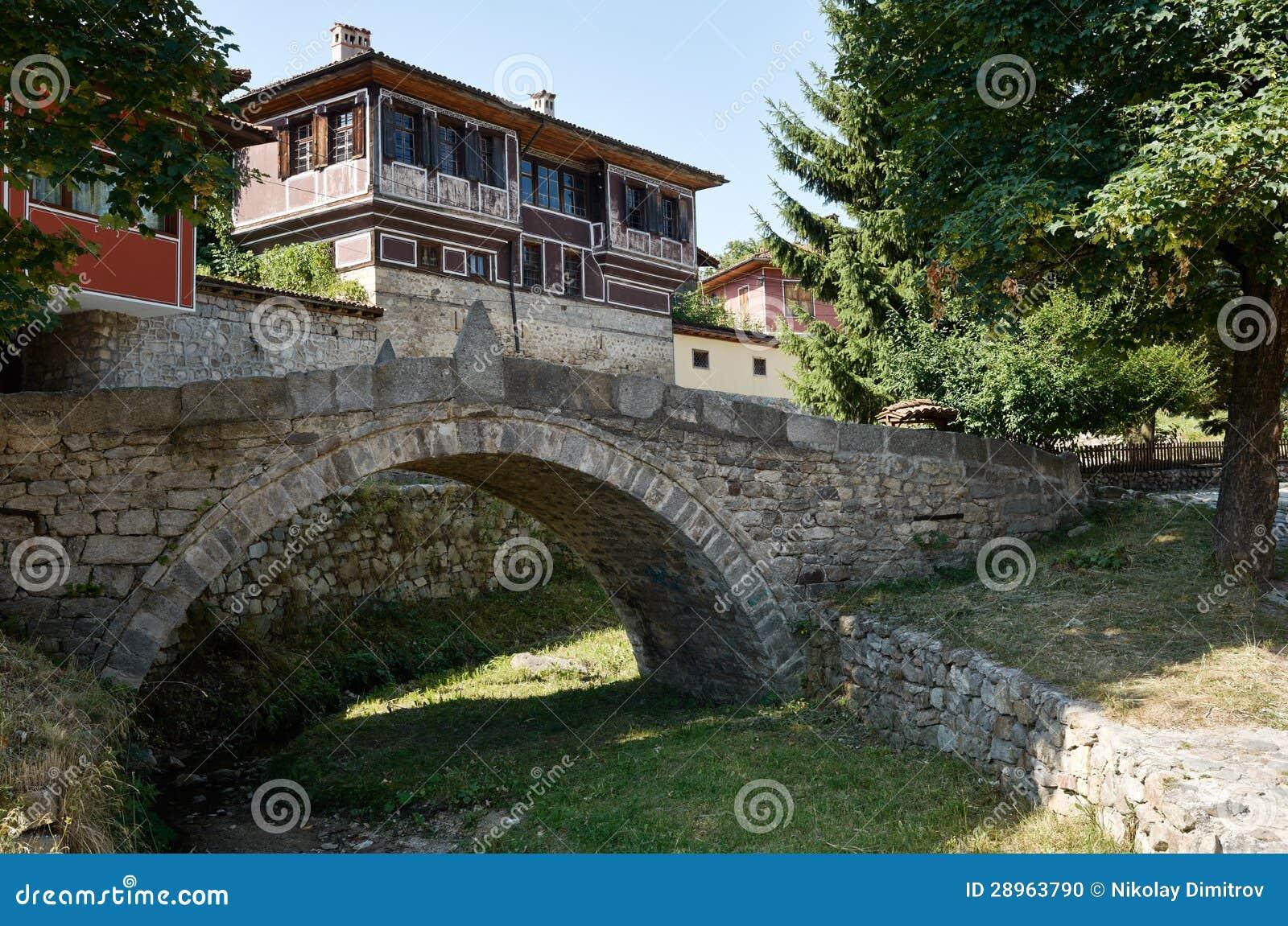 Kamienny most w Koprivshtitsa