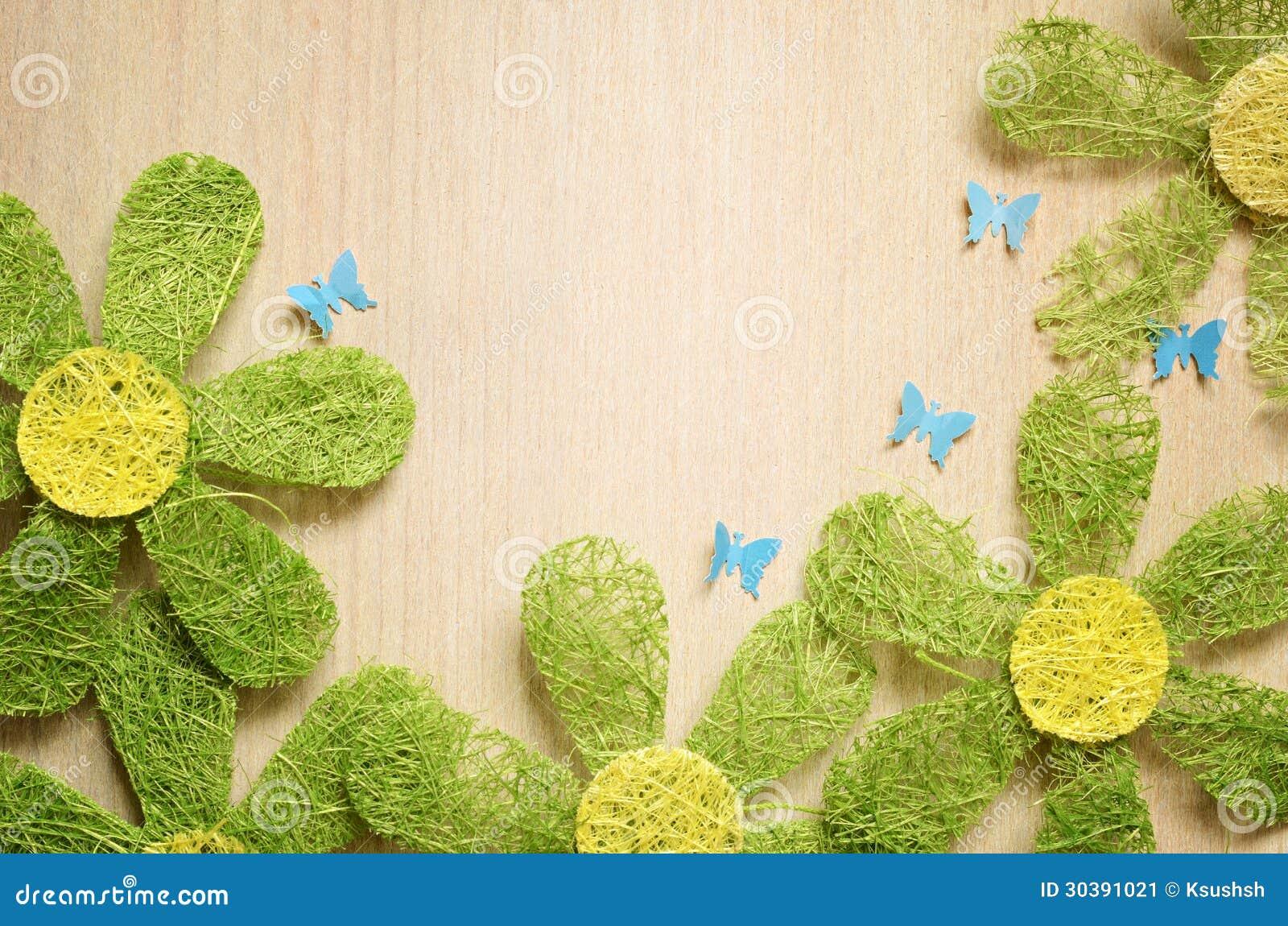 Kamilles en vlinders