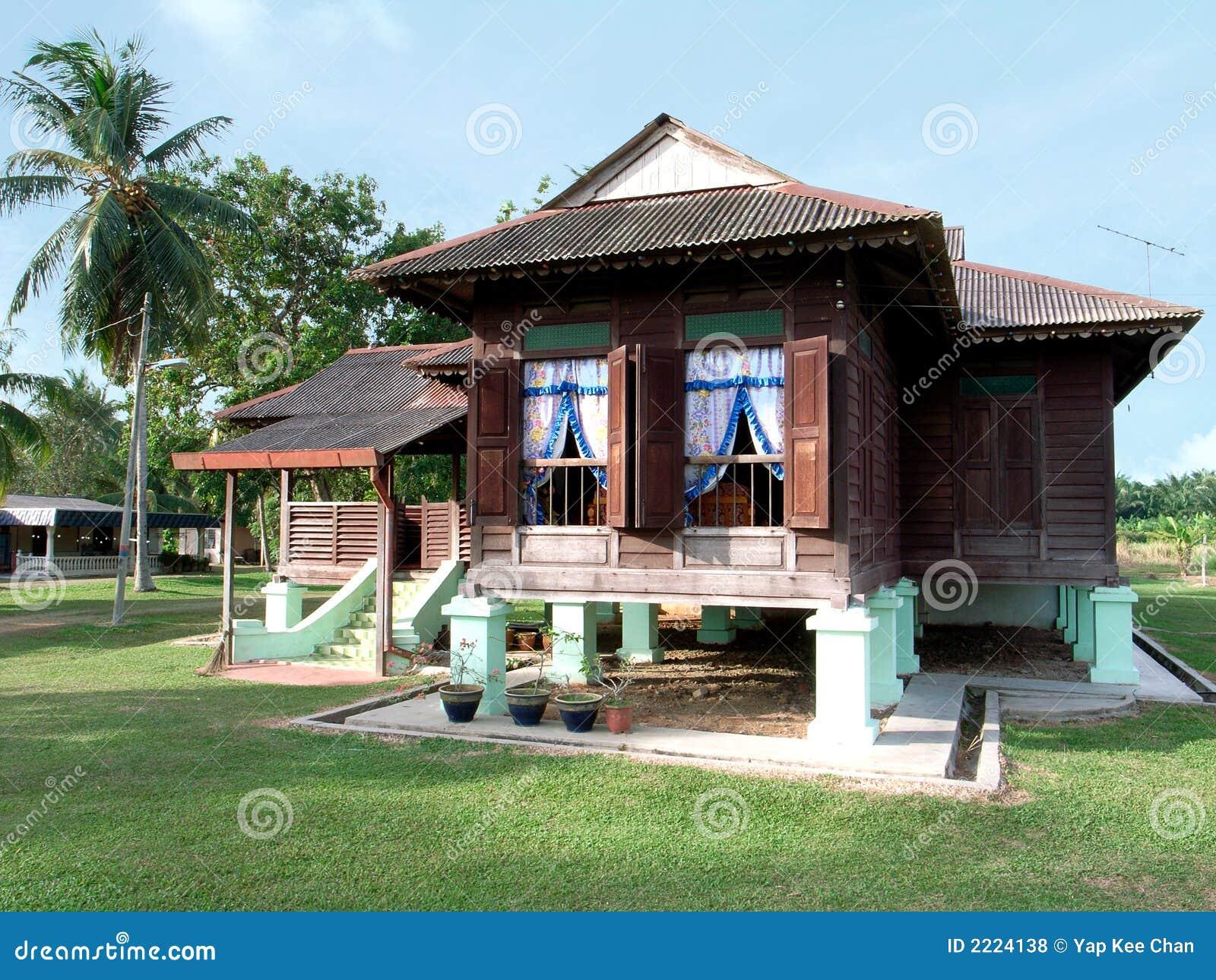 Kampung Haus