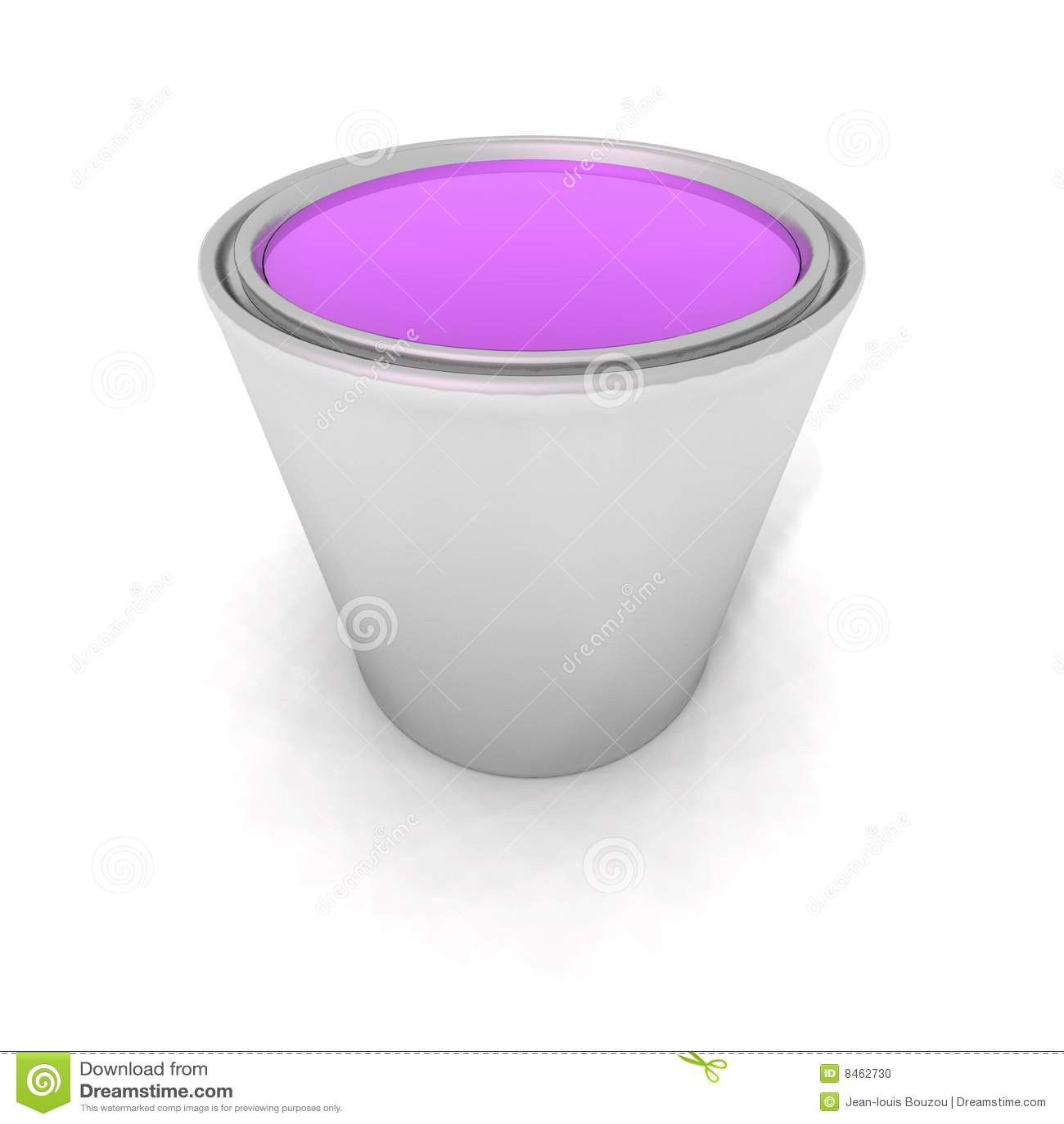 Kan måla purple