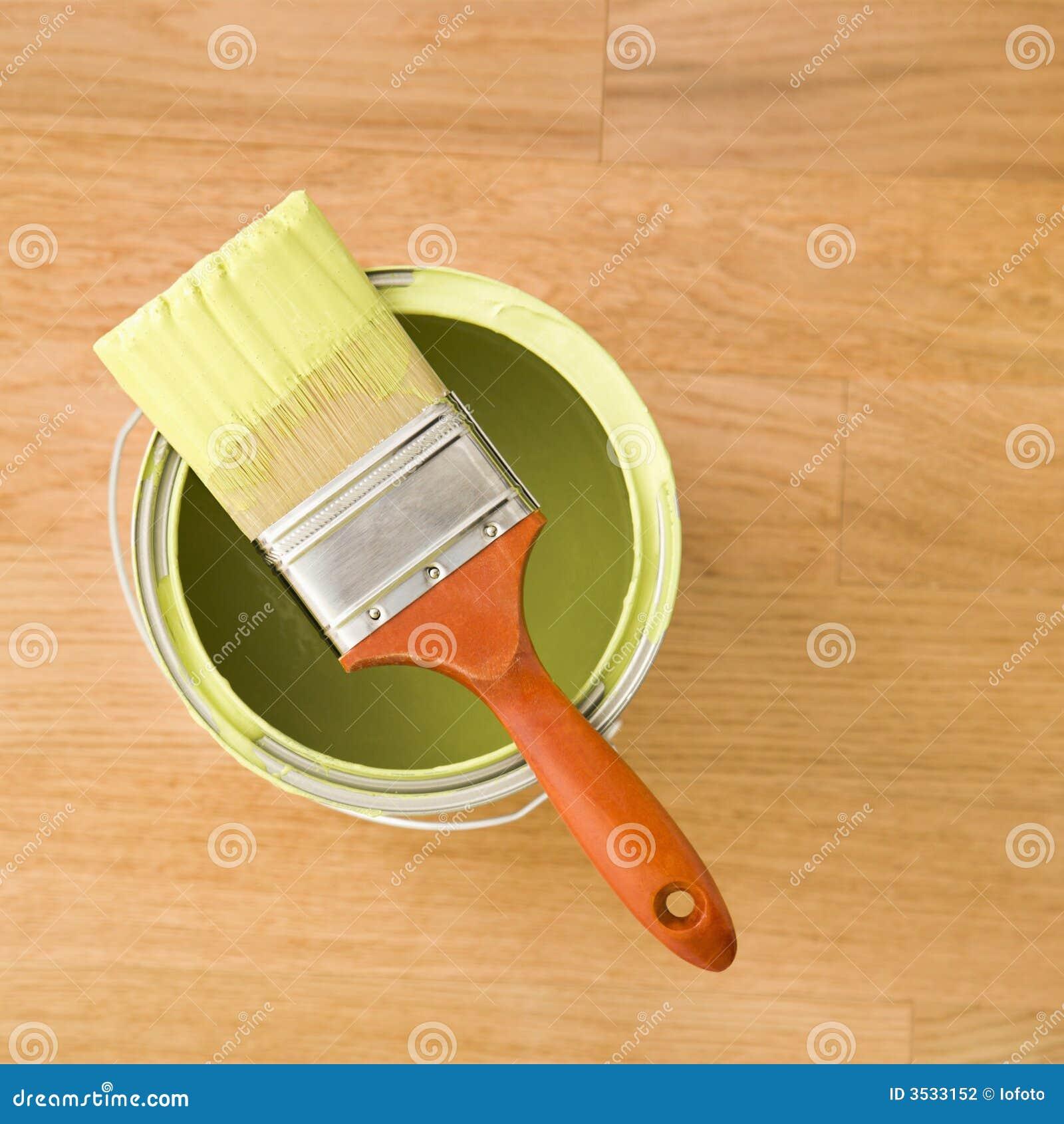 Kan paintbrushen